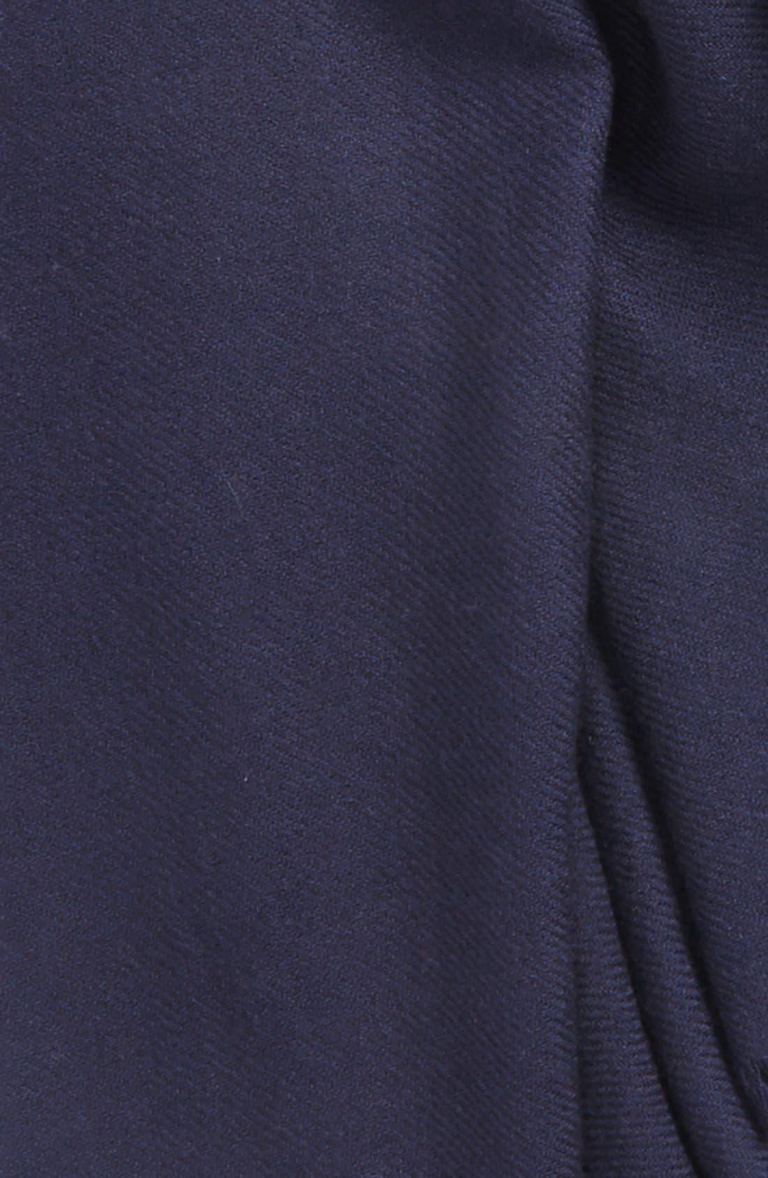 Wool & Cashmere Wrap,                             Alternate thumbnail 52, color,
