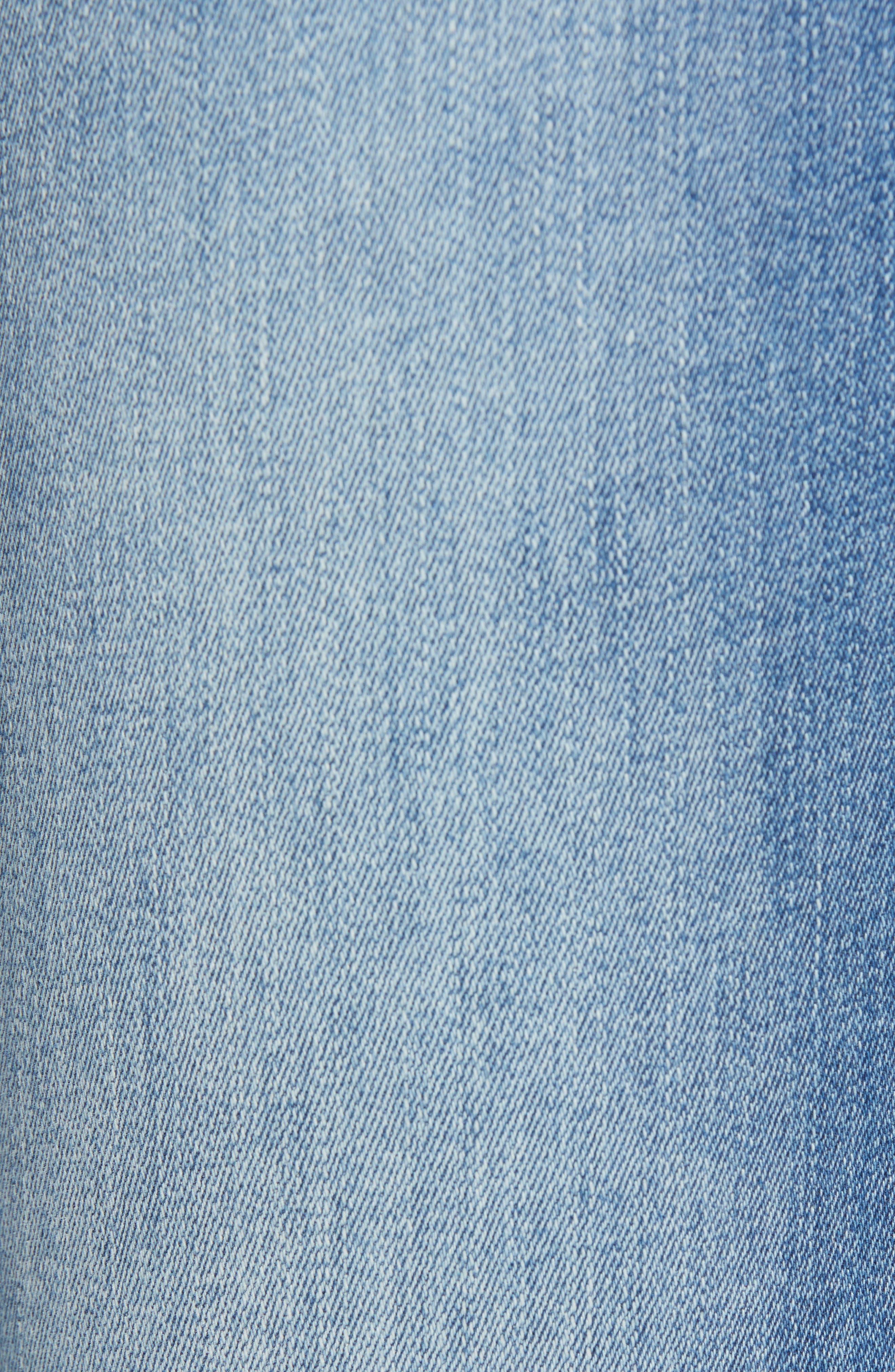 Emma Power Legging Skinny Jeans,                             Alternate thumbnail 5, color,                             MELBOURNE