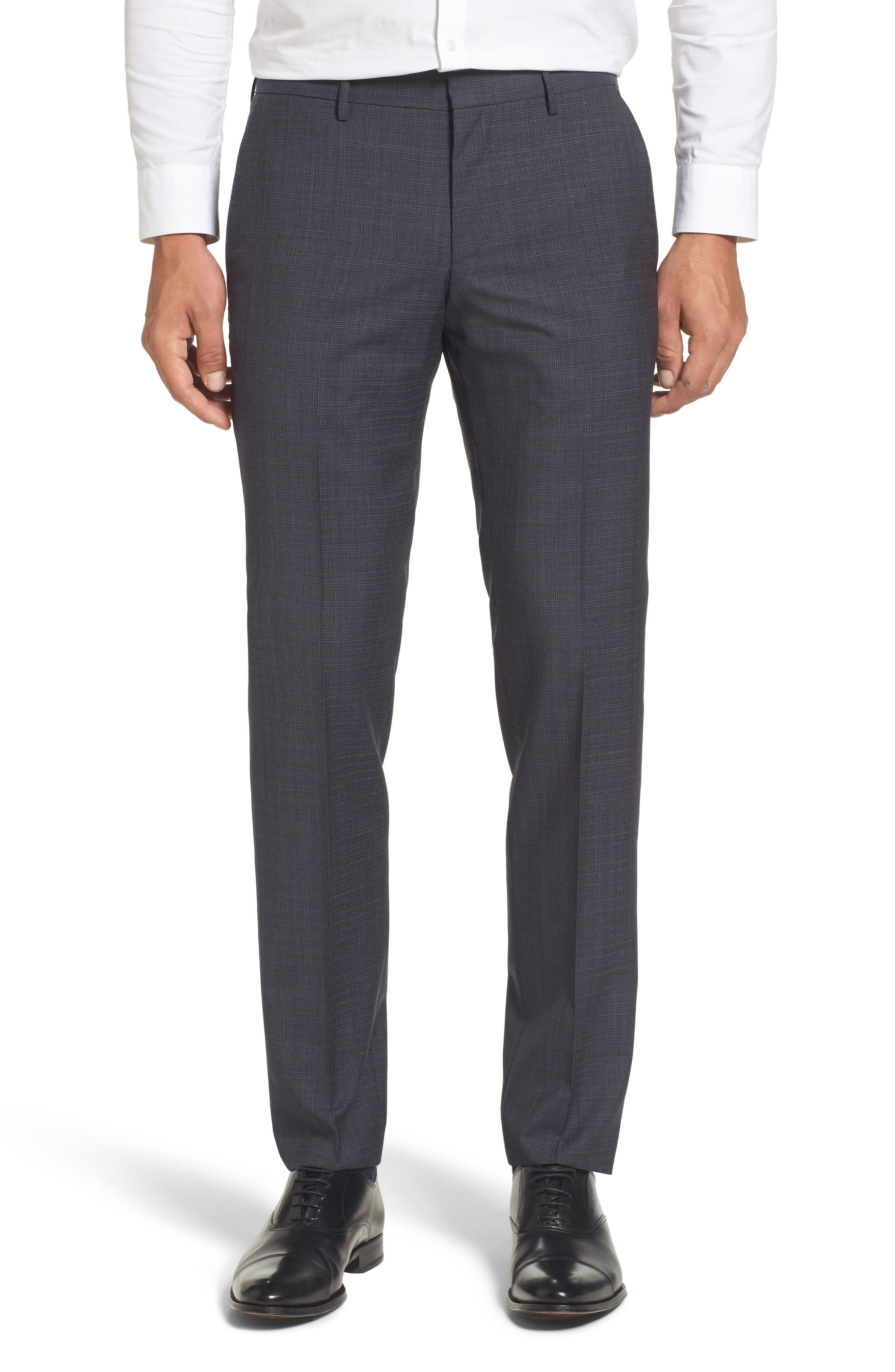 Benso Regular Fit Trousers,                             Main thumbnail 1, color,                             410