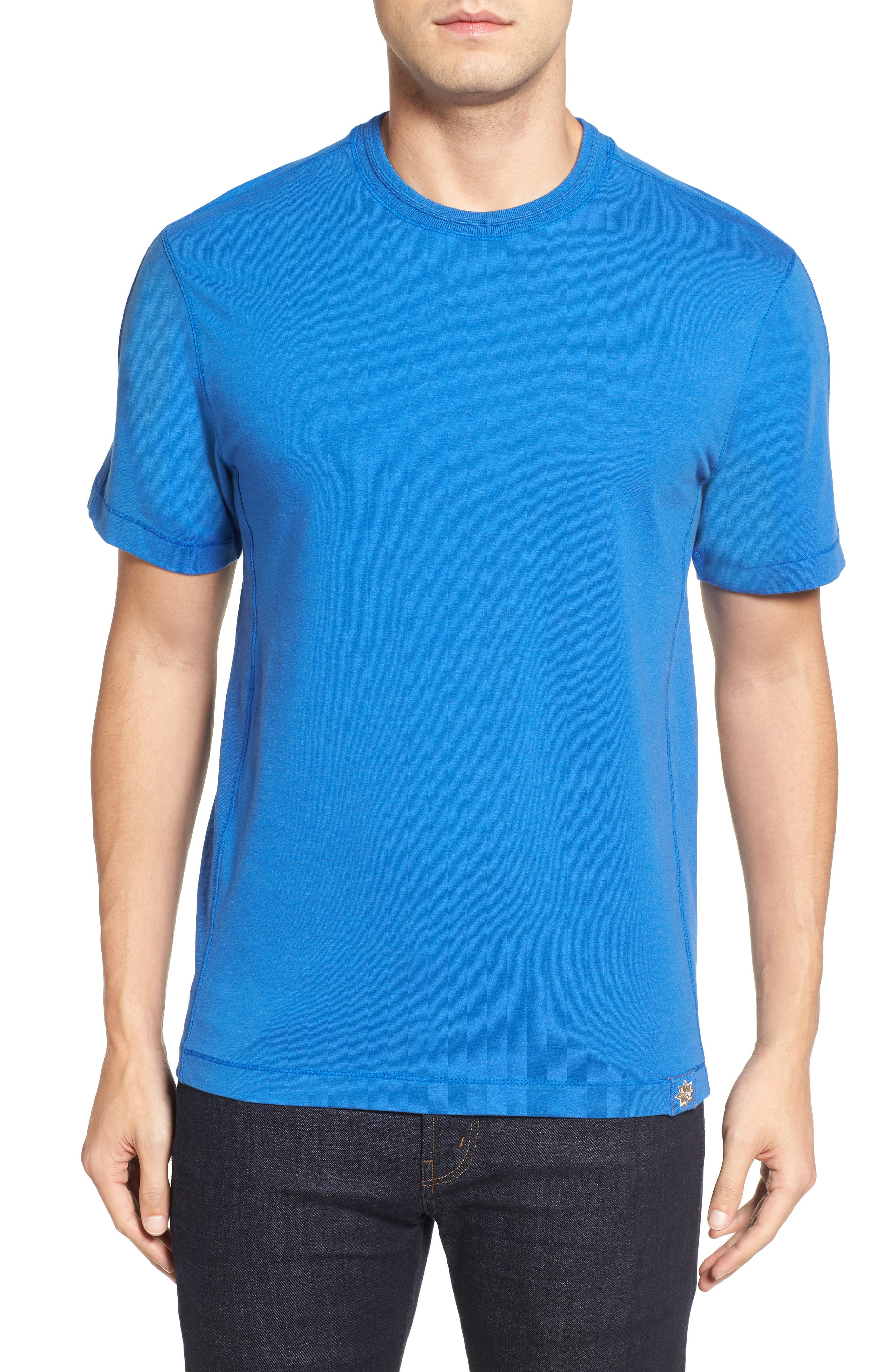 Steve Stretch Jersey T-Shirt,                             Main thumbnail 4, color,