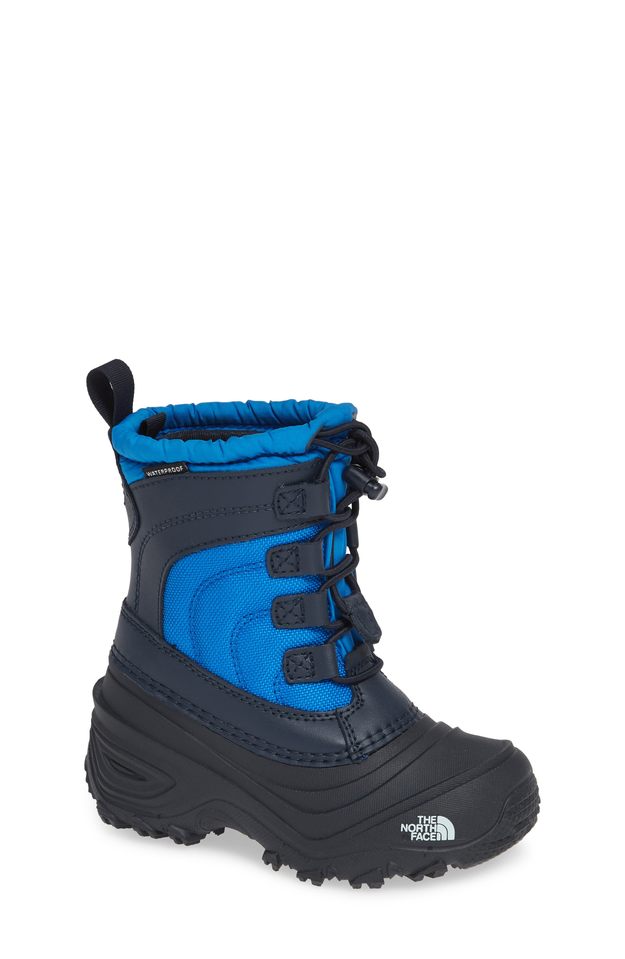 'Alpenglow IV' Bungee Lace Waterproof Boot,                             Main thumbnail 1, color,                             402