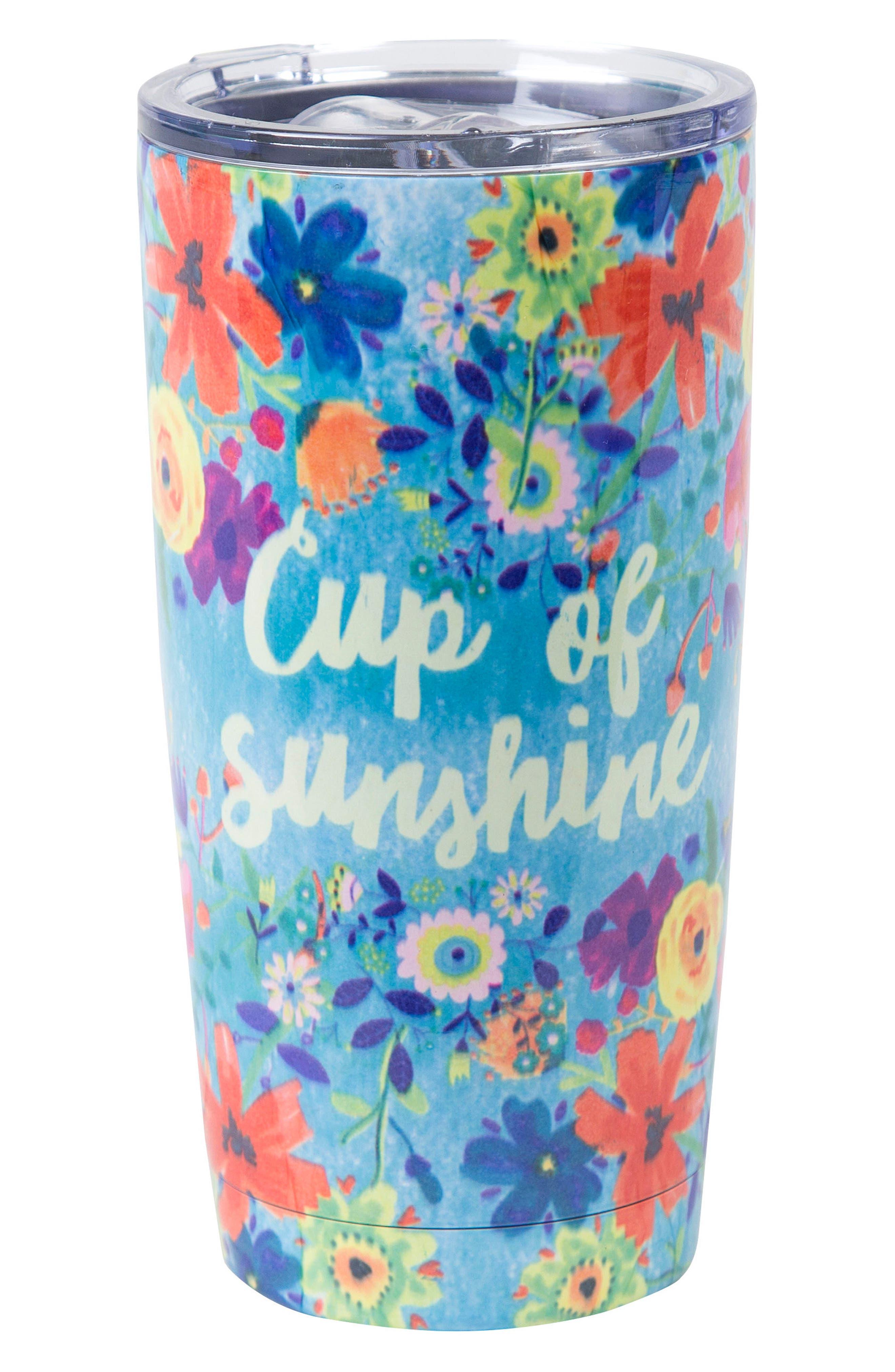 Cup of Sunshine Tumbler,                             Main thumbnail 1, color,                             400