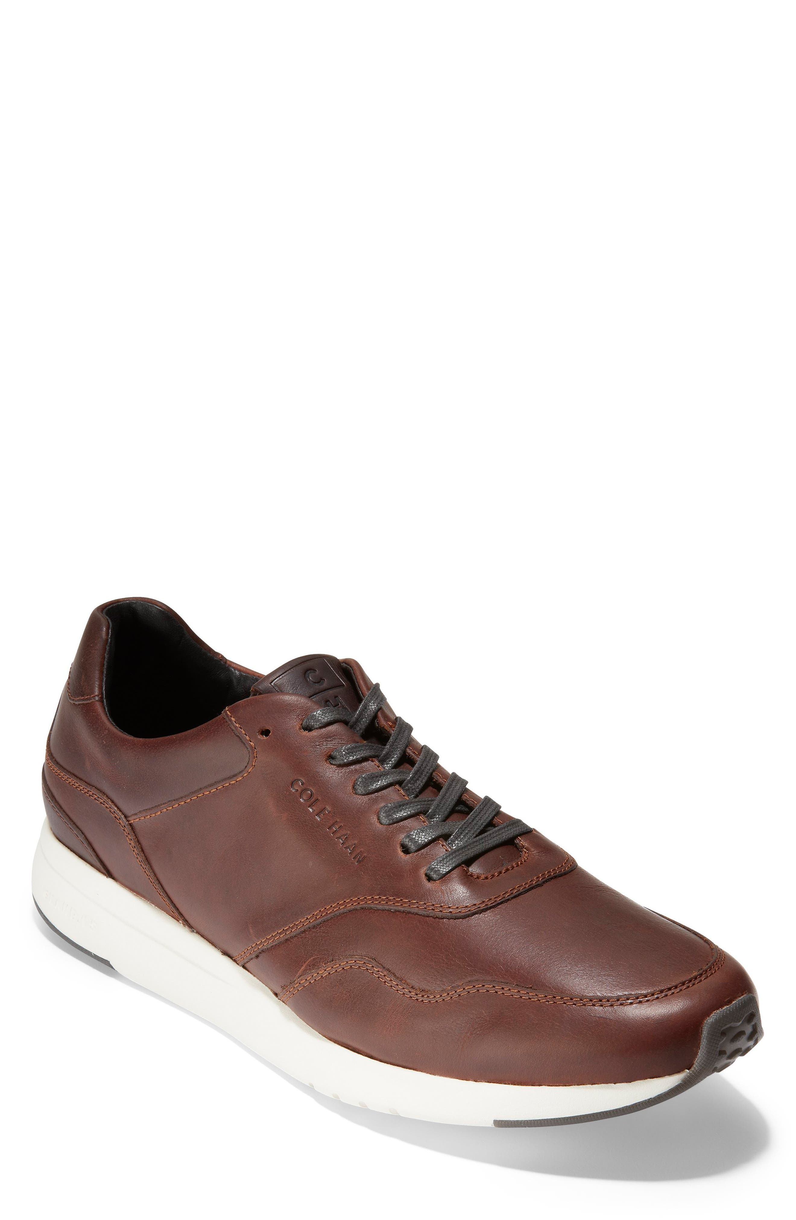 GrandPro Sneaker,                             Main thumbnail 1, color,                             MESQUITE/ COFFEE LEATHER