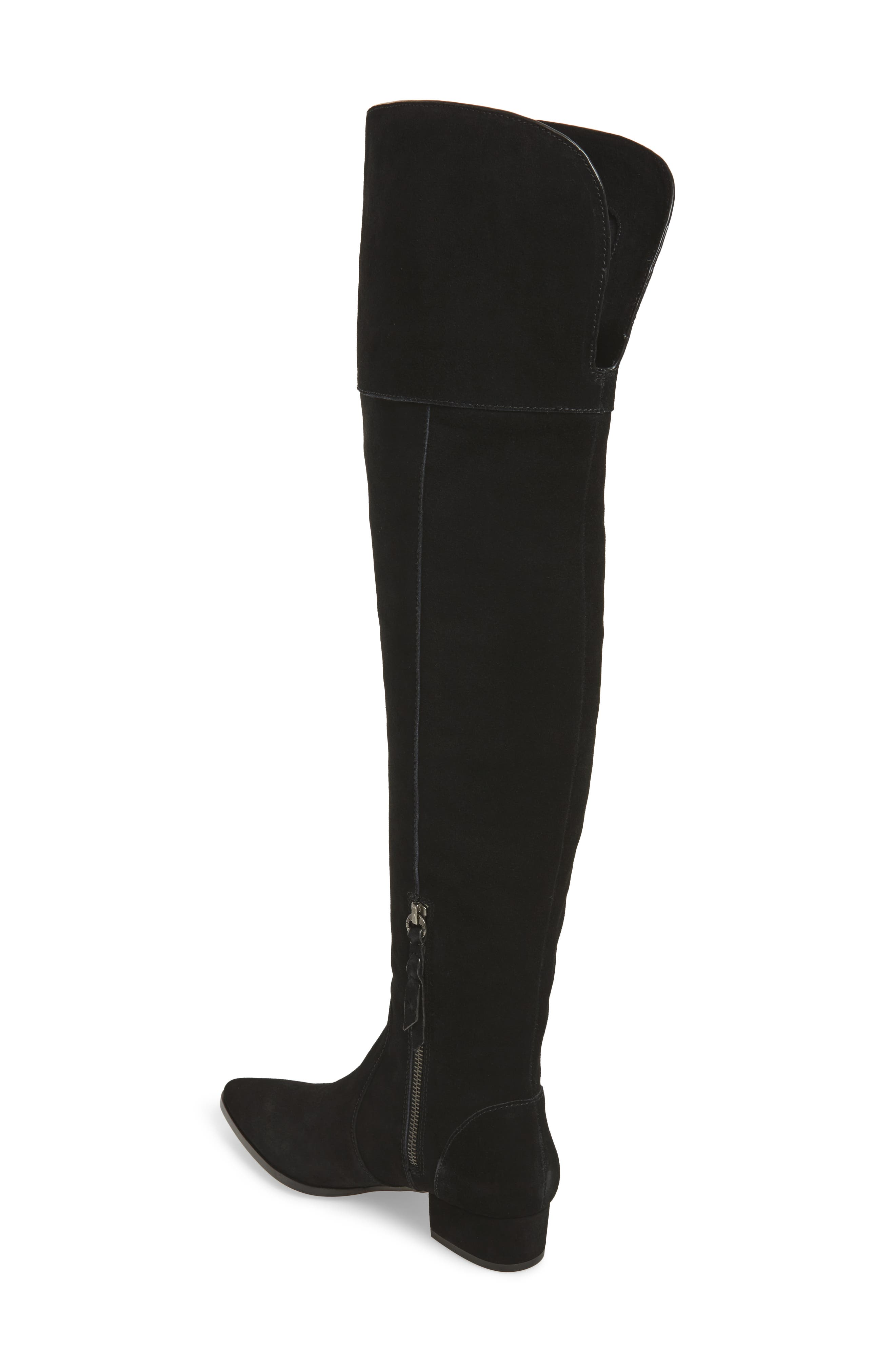Ruby Over the Knee Boot,                             Alternate thumbnail 2, color,                             013