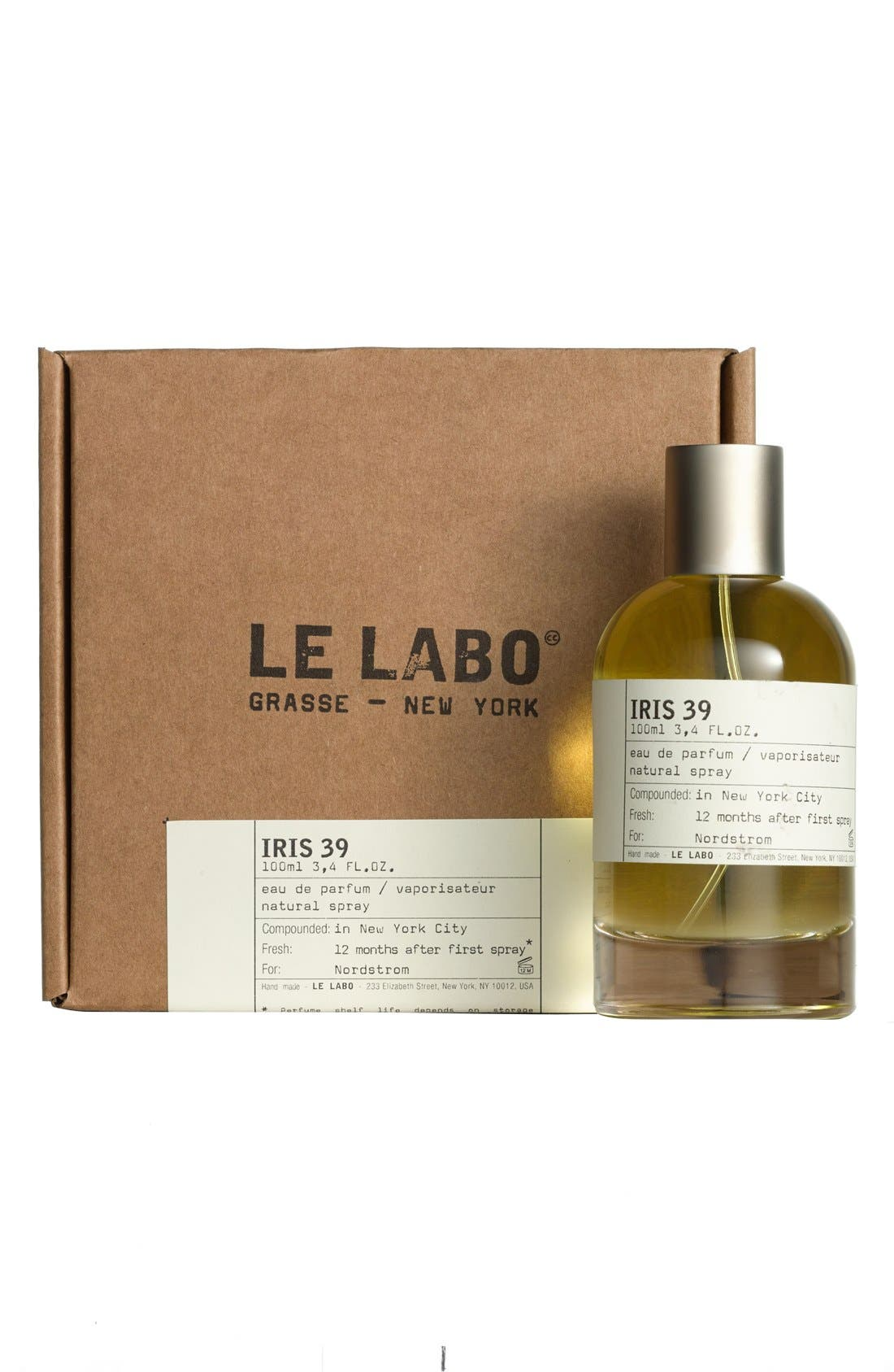'Iris 39' Eau de Parfum,                             Alternate thumbnail 5, color,                             NO COLOR