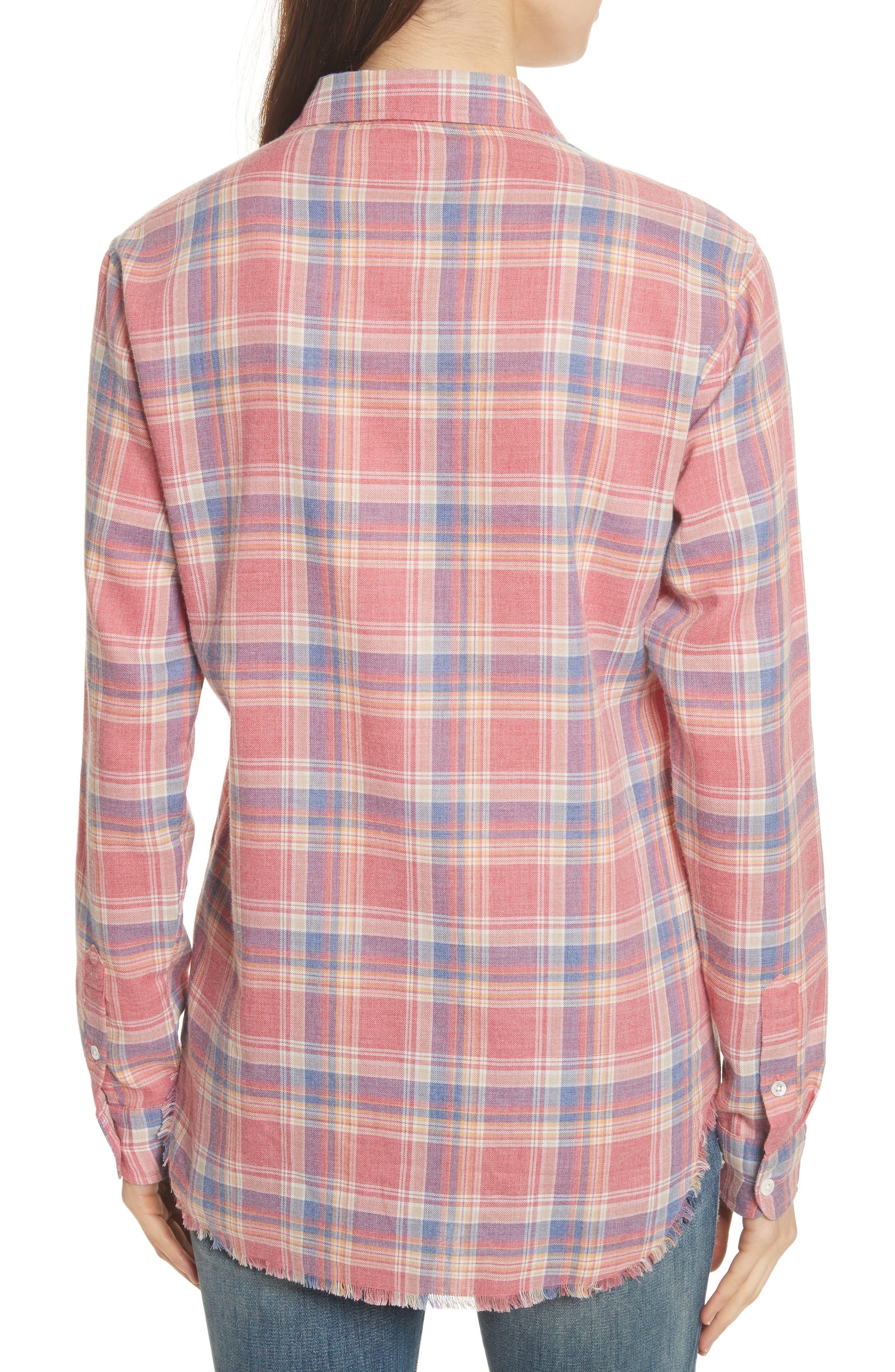 True Plaid Shirt,                             Alternate thumbnail 2, color,                             601