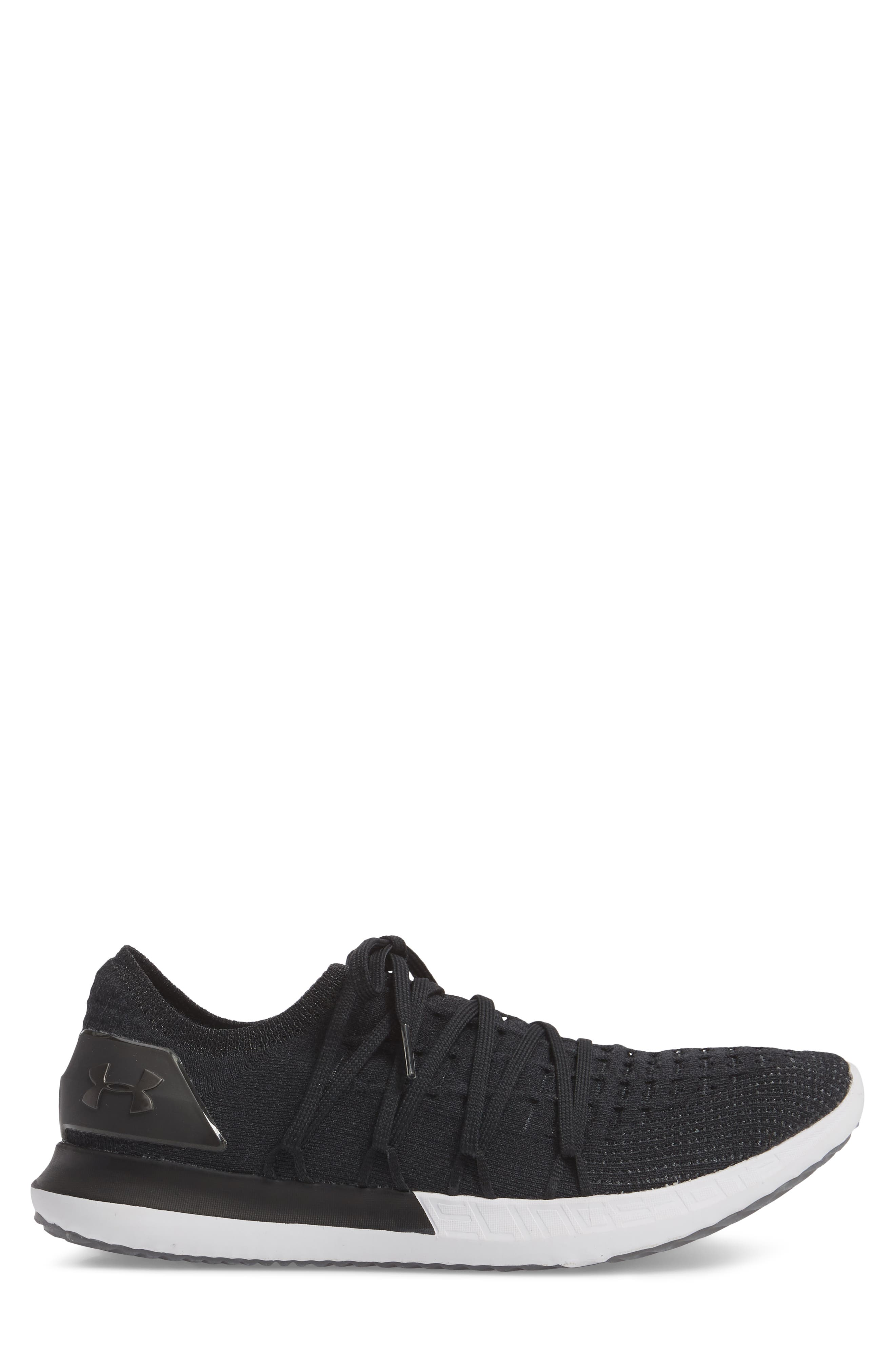Speedform<sup>®</sup> Slingshot 2 Sneaker,                             Alternate thumbnail 3, color,                             BLACK / ANTHRACITE / METALLIC