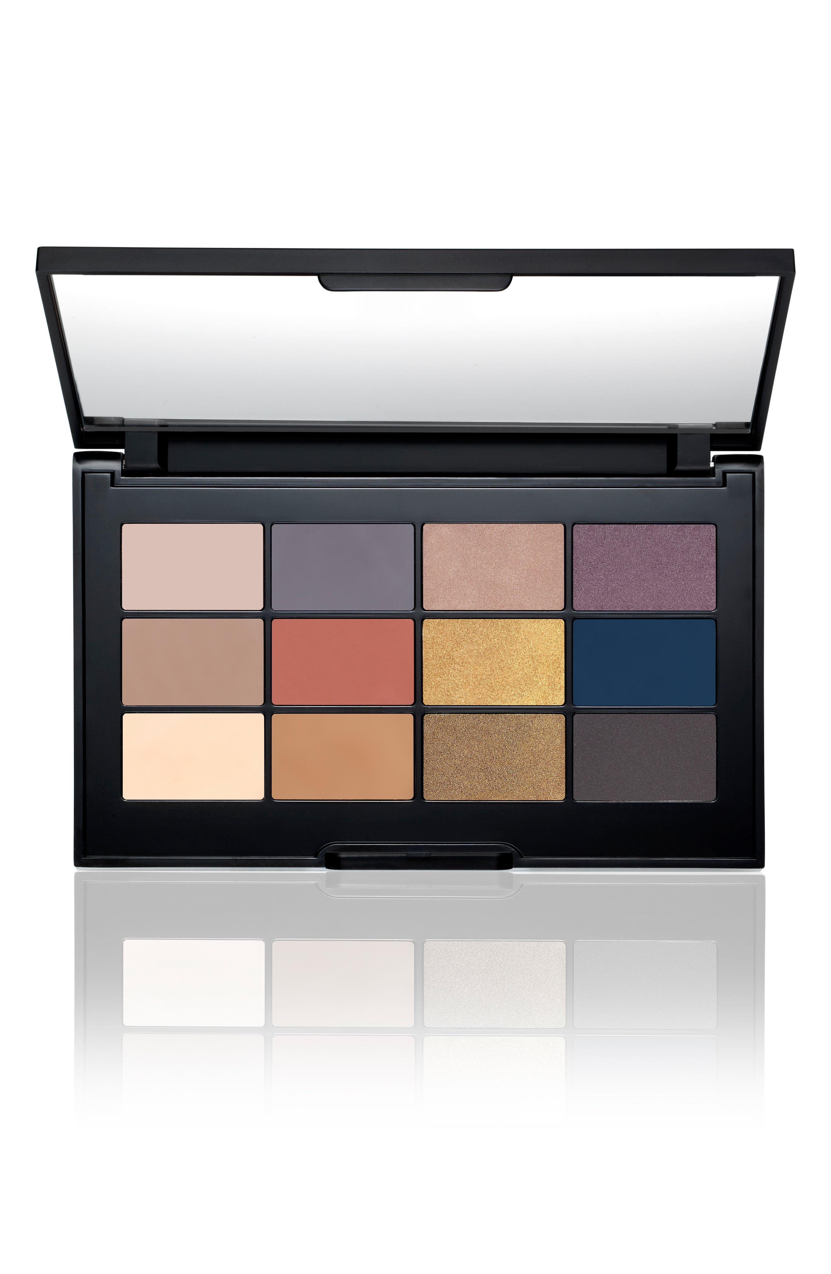 New York Downtown Cool Eyeshadow Palette,                             Main thumbnail 1, color,                             DOWNTOWN COOL