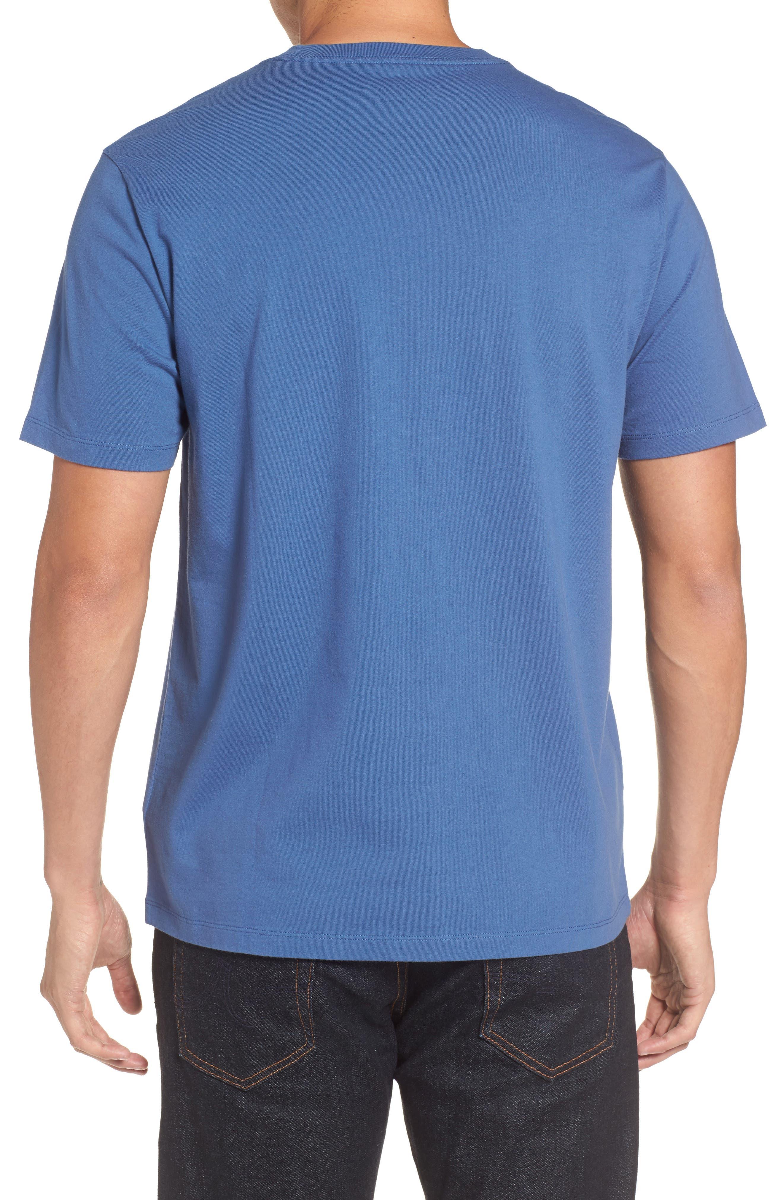 Sailfish Whale Line Graphic T-Shirt,                             Alternate thumbnail 2, color,                             461