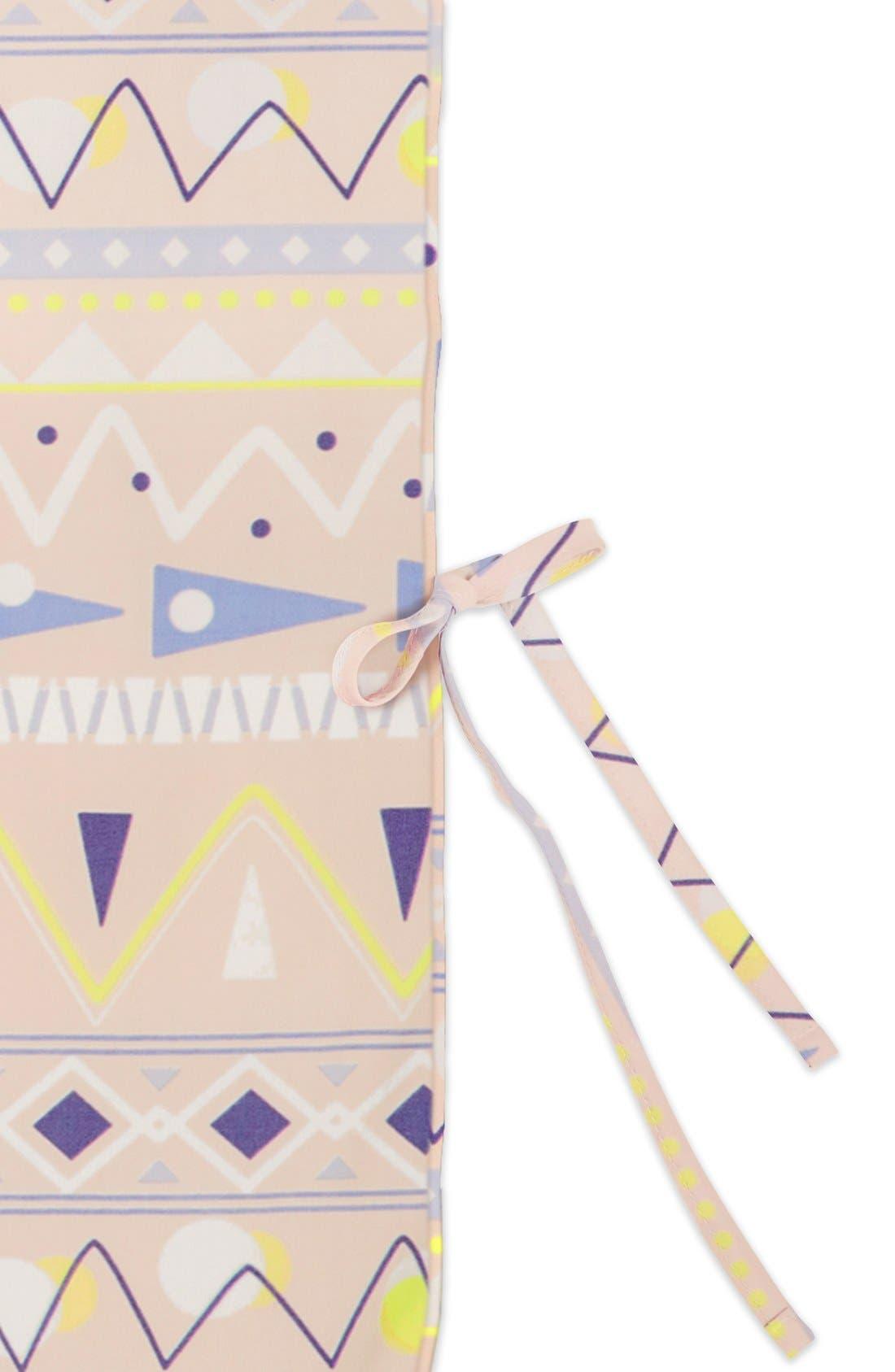 'Desert' Crib Sheet, Crib Skirt, Stroller Blanket & Wall Decals,                             Alternate thumbnail 5, color,                             900