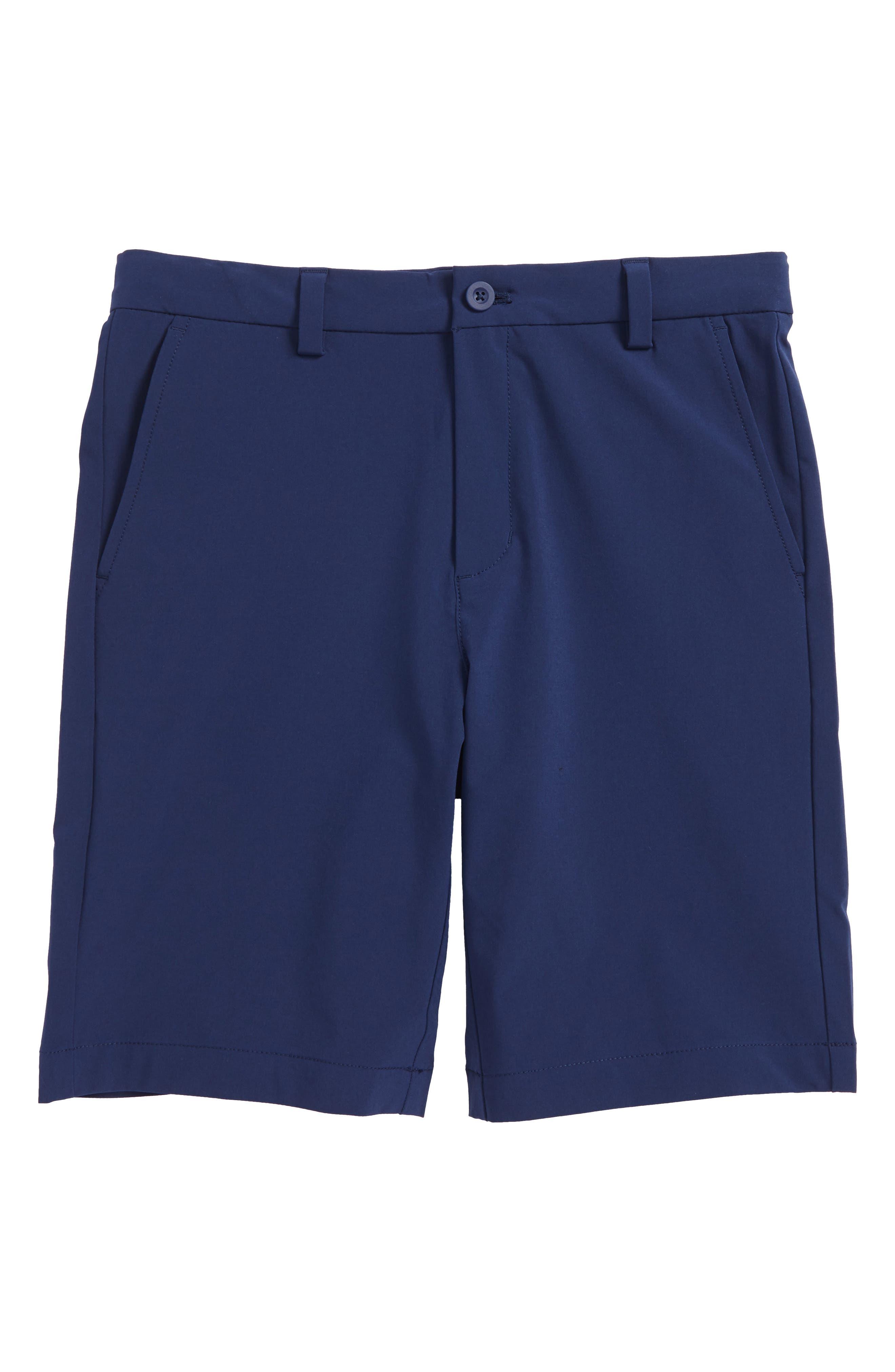 Performance Breaker Shorts,                         Main,                         color, DEEP BAY