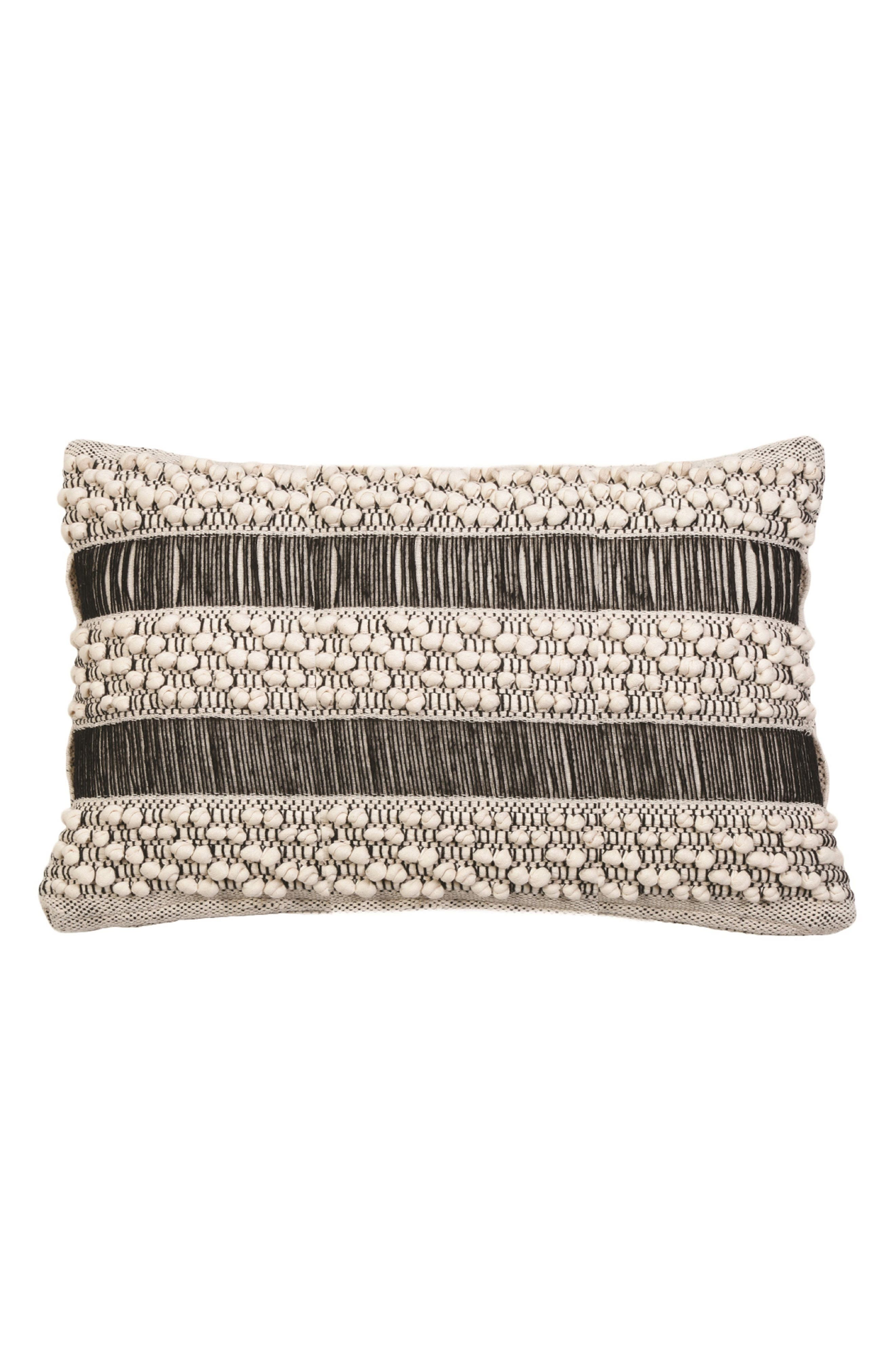 Serena Accent Pillow,                             Main thumbnail 1, color,                             IVORY MULTI