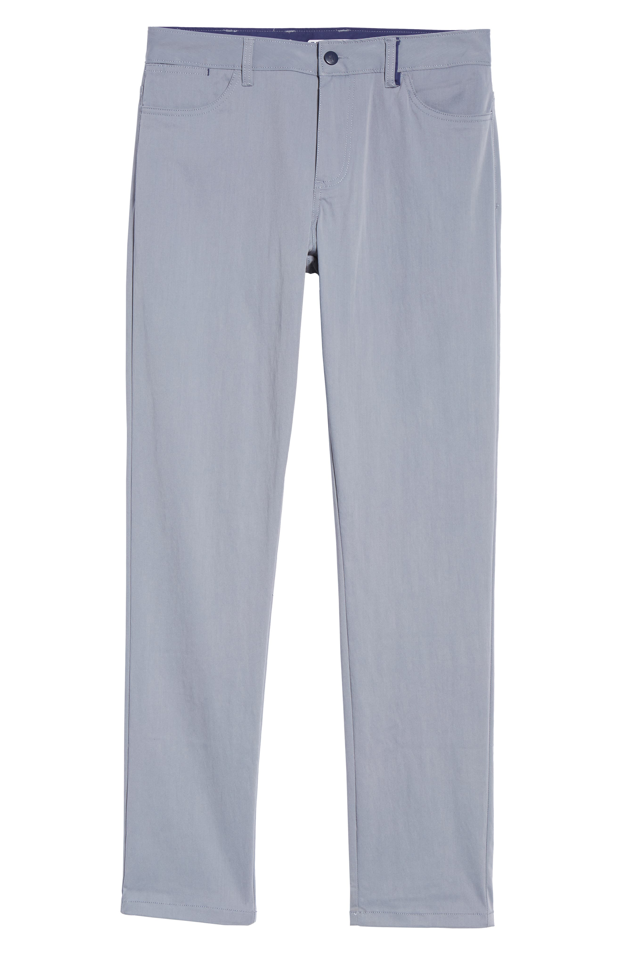 Marin Straight Leg Pants,                             Alternate thumbnail 6, color,                             CLOUDBREAK
