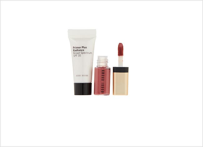 Bobbi Brown beauty gift with purchase.
