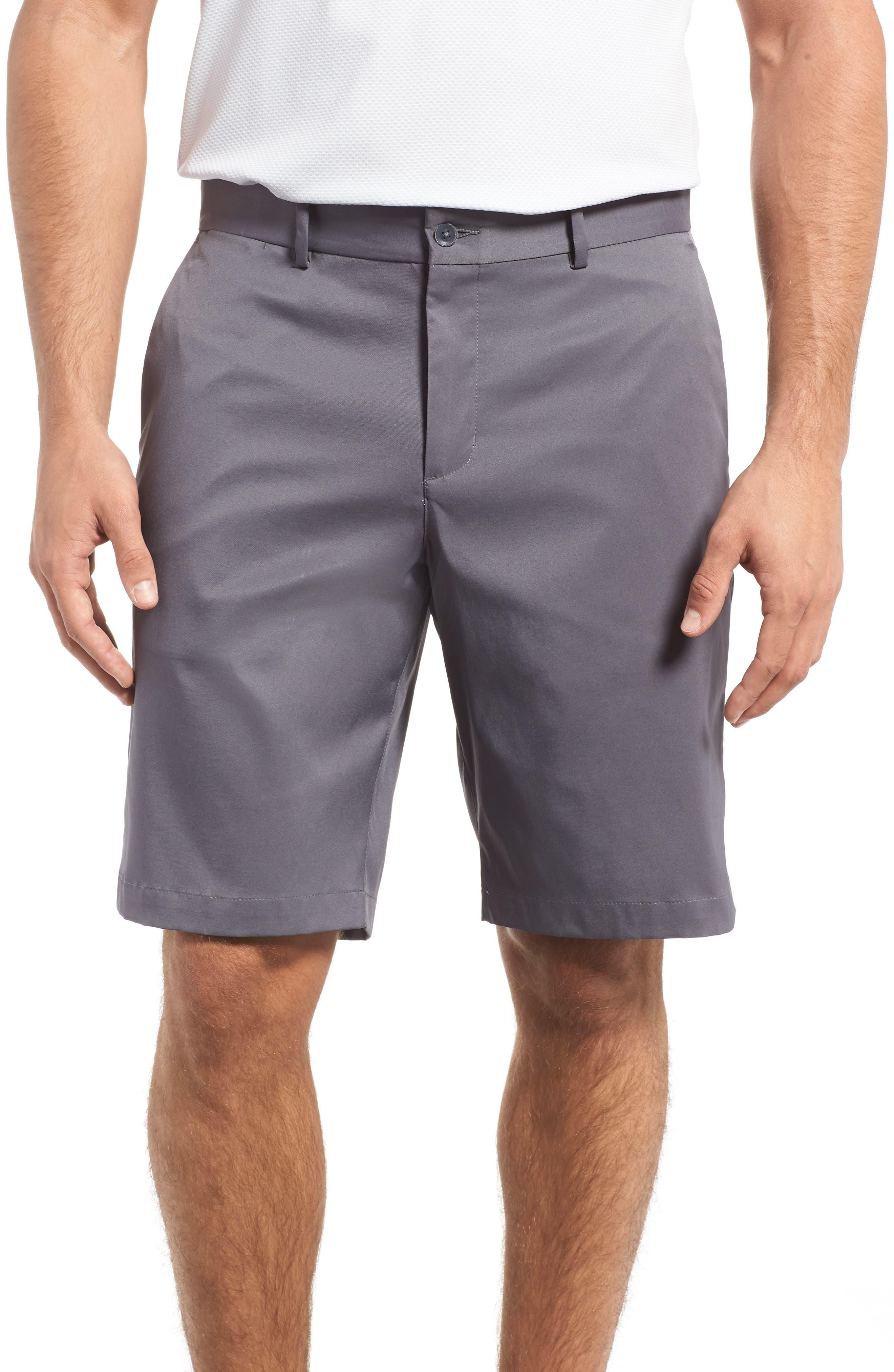 Flat Front Golf Shorts,                             Main thumbnail 7, color,