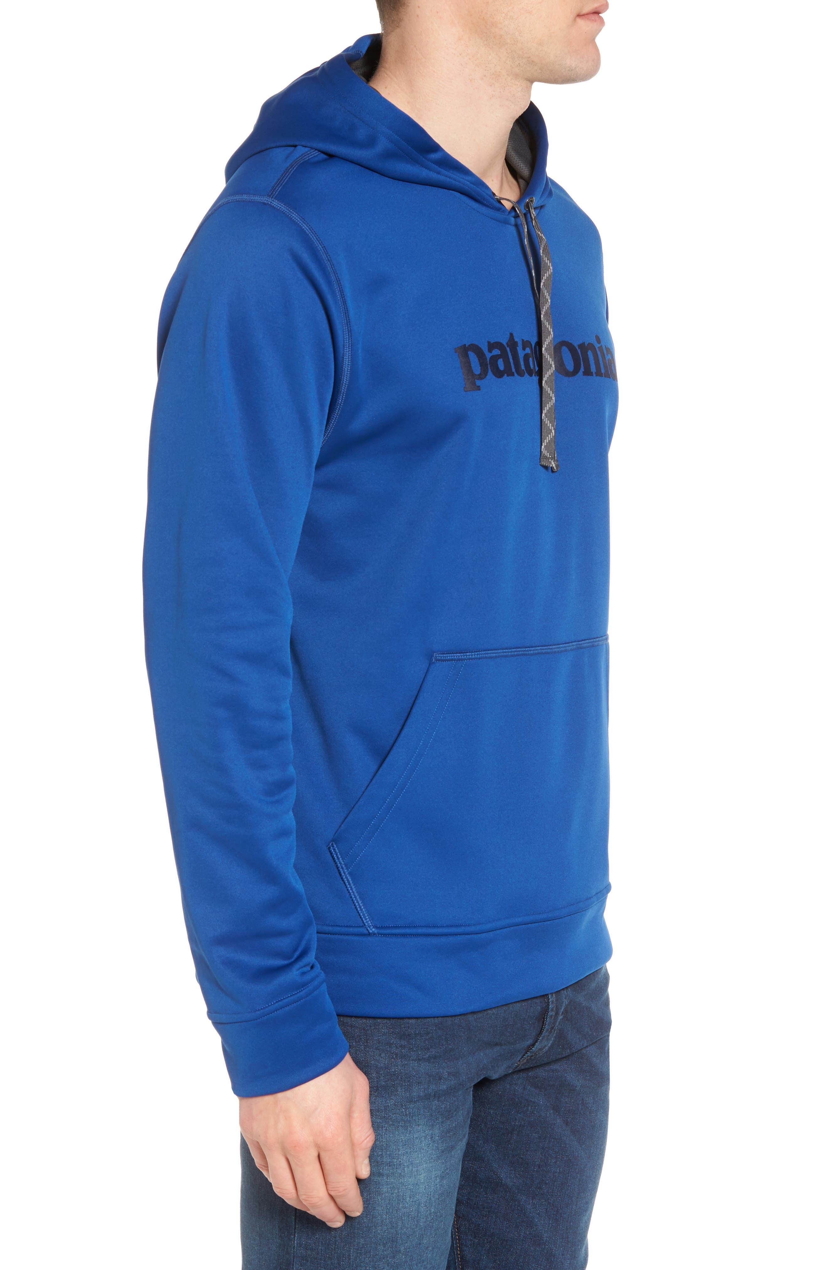 Polycycle Hoodie,                             Alternate thumbnail 6, color,