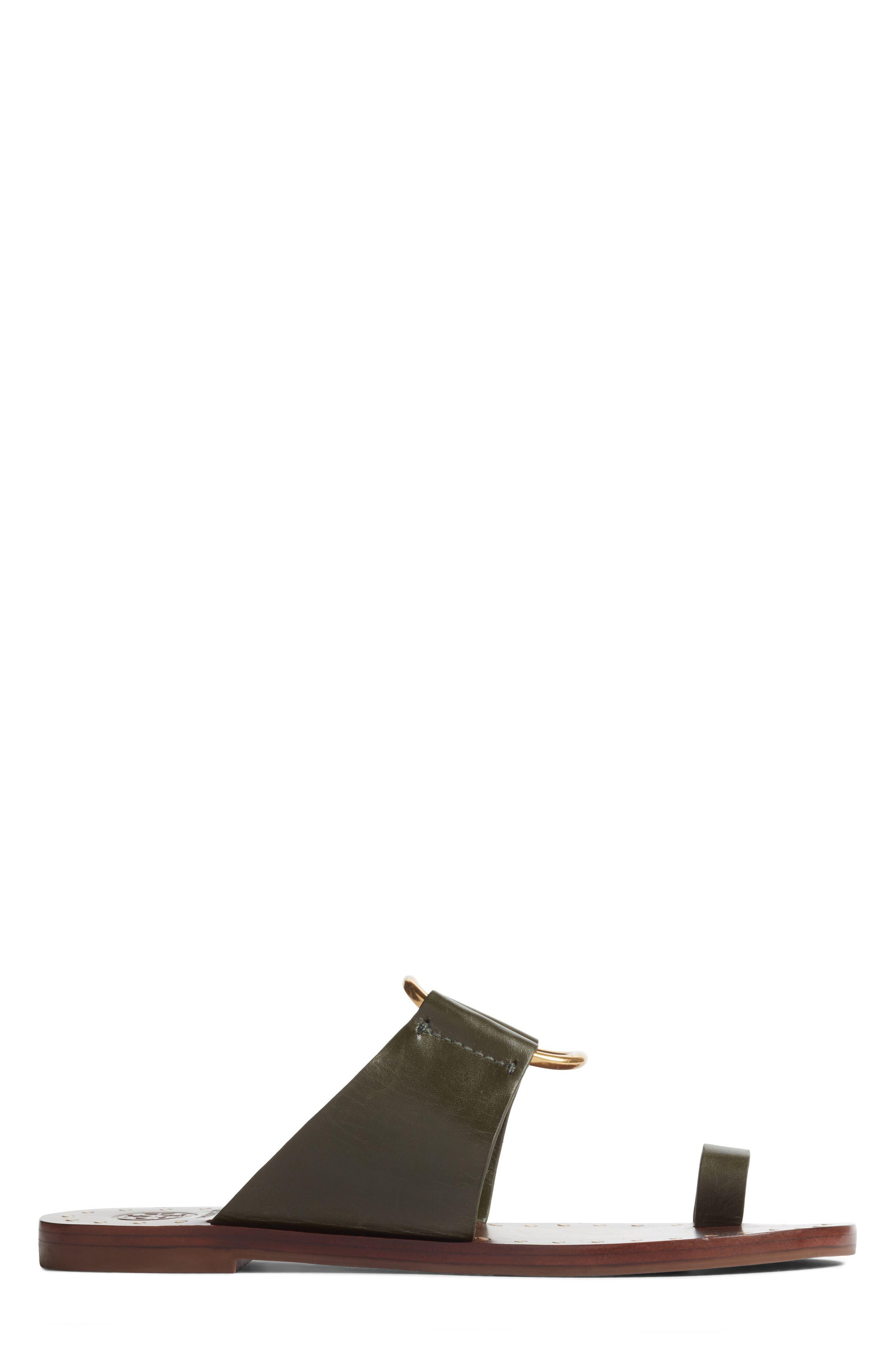 Brannan Studded Sandal,                             Alternate thumbnail 3, color,                             LECCIO