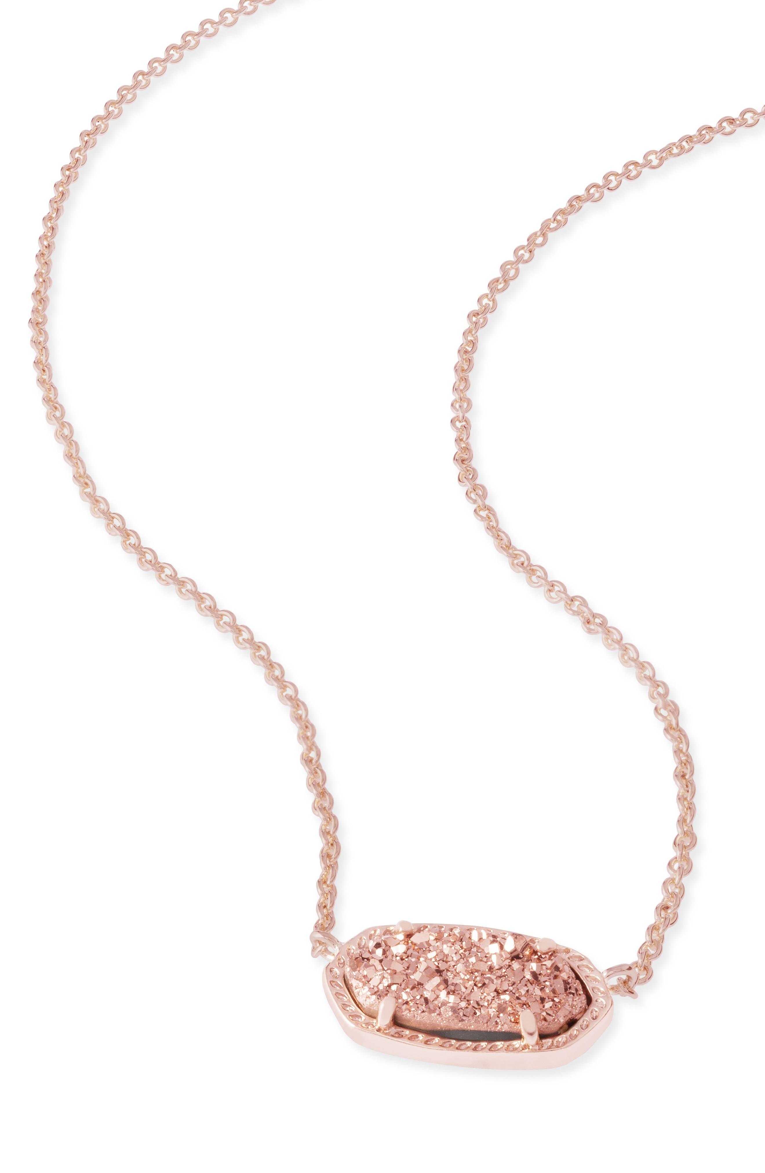 'Elisa' Pendant Necklace,                             Alternate thumbnail 398, color,
