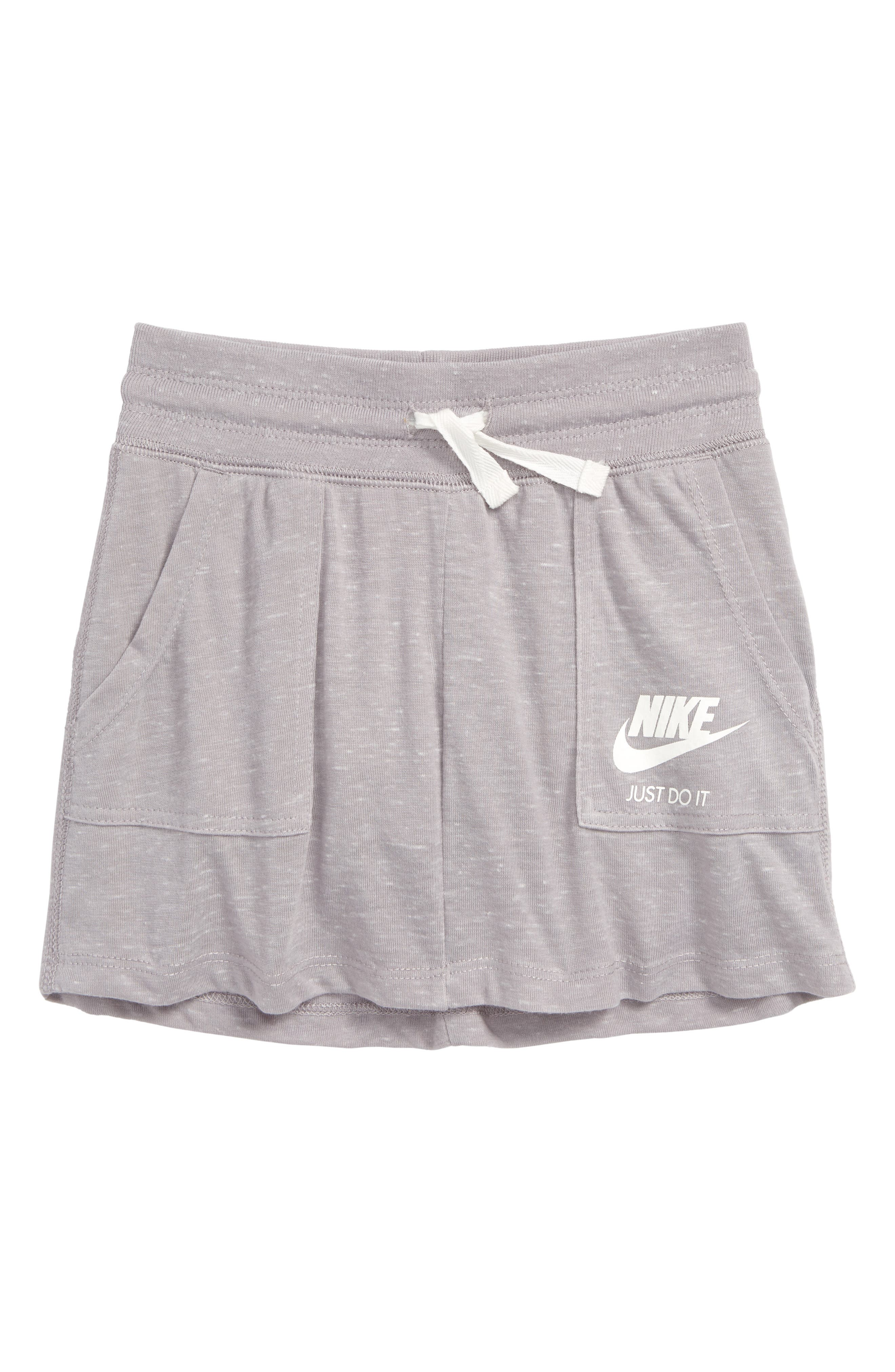 Gym Vintage Sport Skort,                             Main thumbnail 1, color,                             051