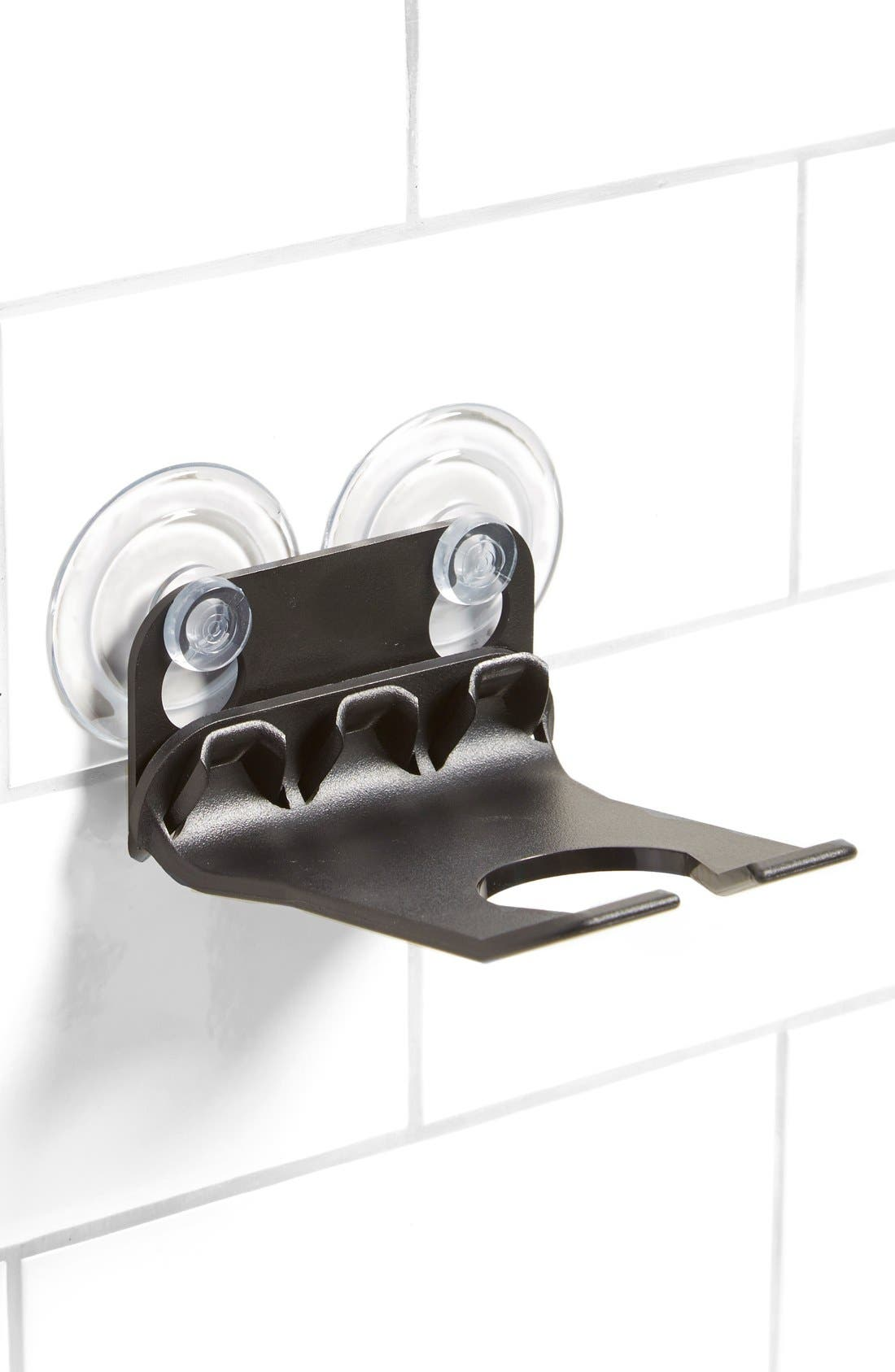 Bathtub Wine Glass Holder,                             Alternate thumbnail 3, color,                             001