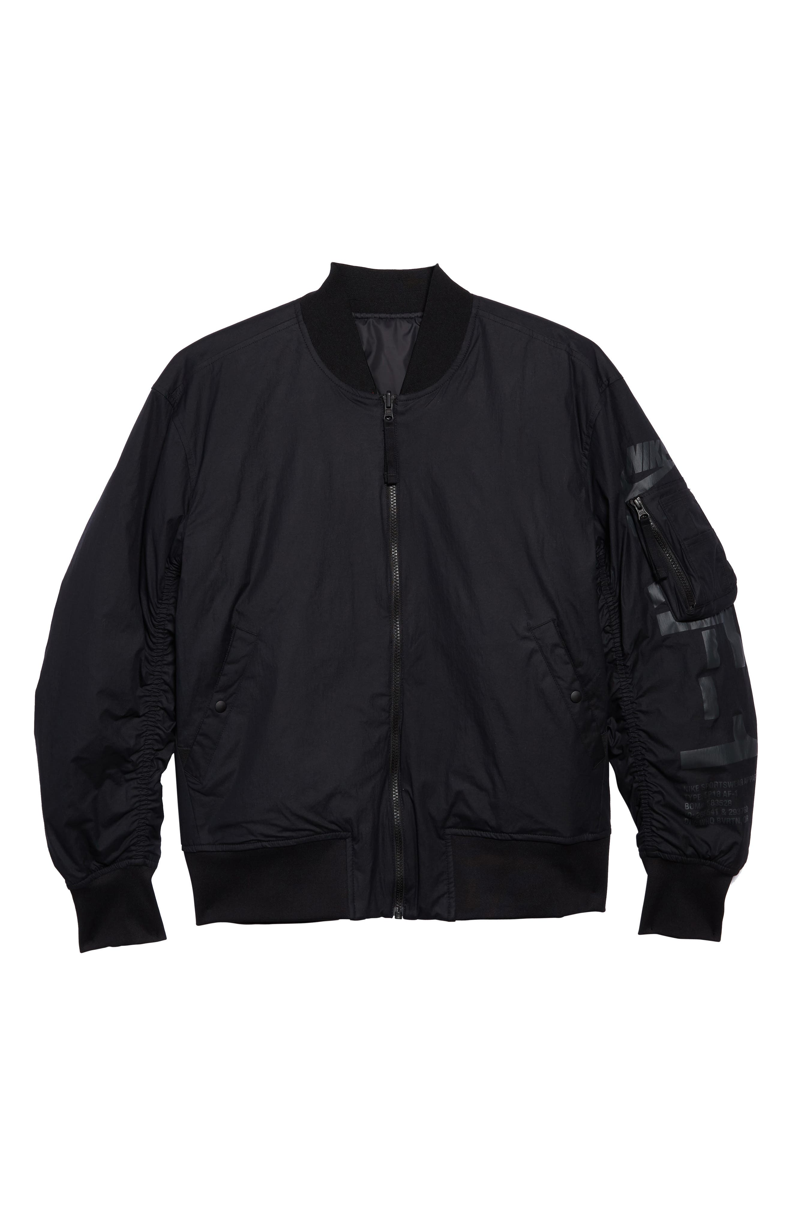 NSW Air Force 1 Jacket,                             Alternate thumbnail 6, color,                             010