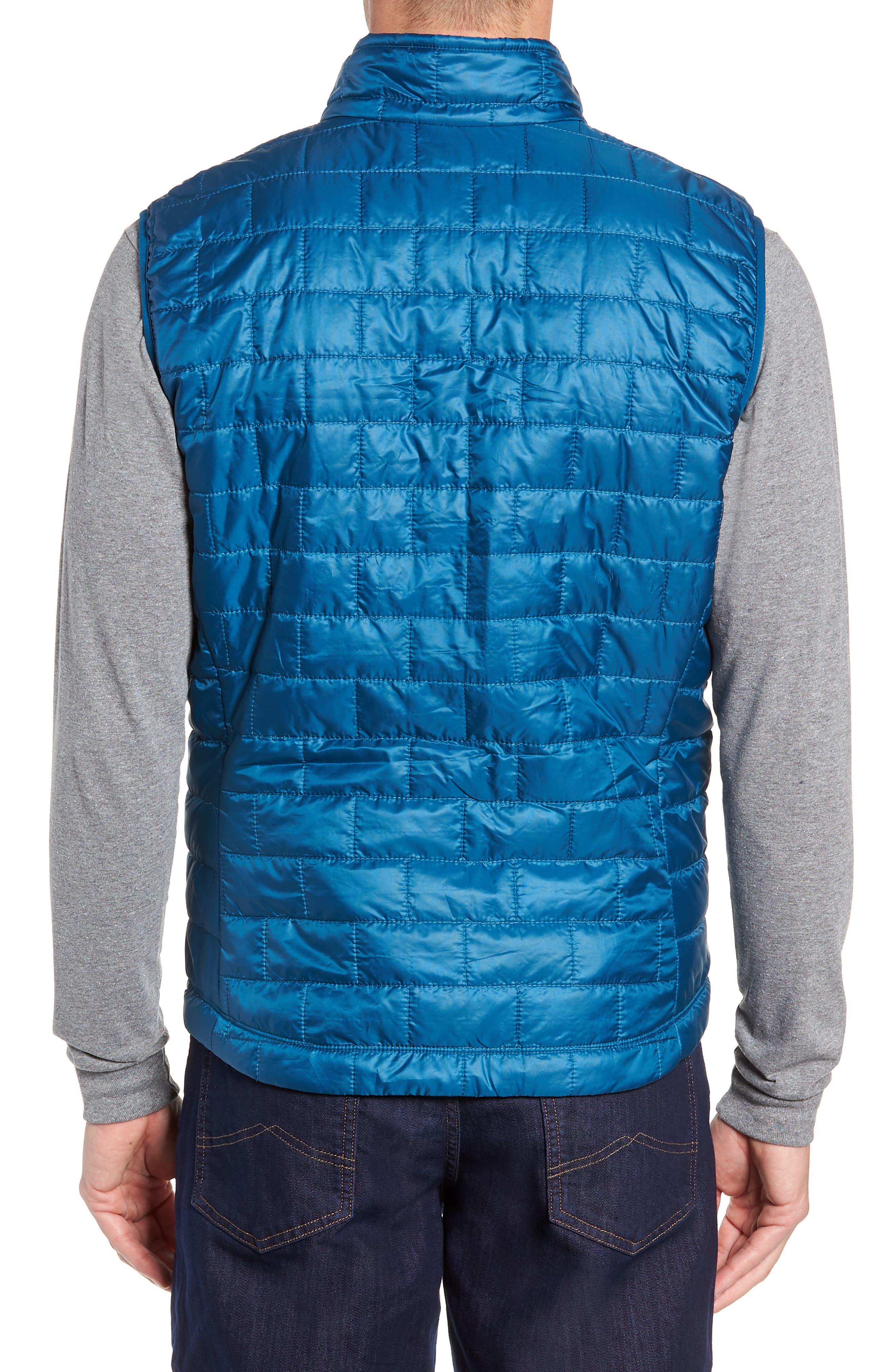 Nano Puff<sup>®</sup> Vest,                             Alternate thumbnail 2, color,                             BIG SUR BLUE