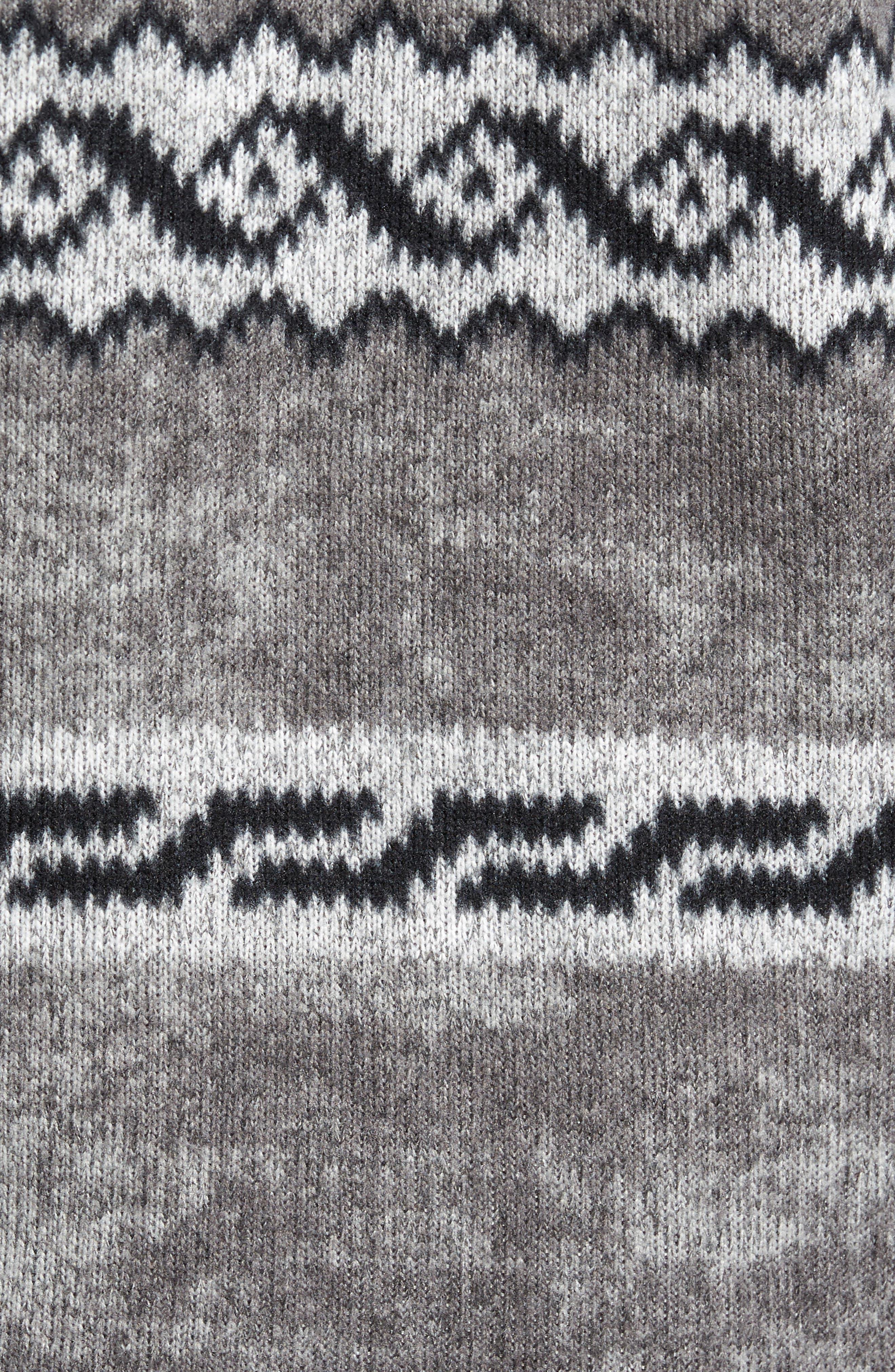THE NORTH FACE,                             Gordon Lyons Plaid Pullover,                             Alternate thumbnail 5, color,                             022