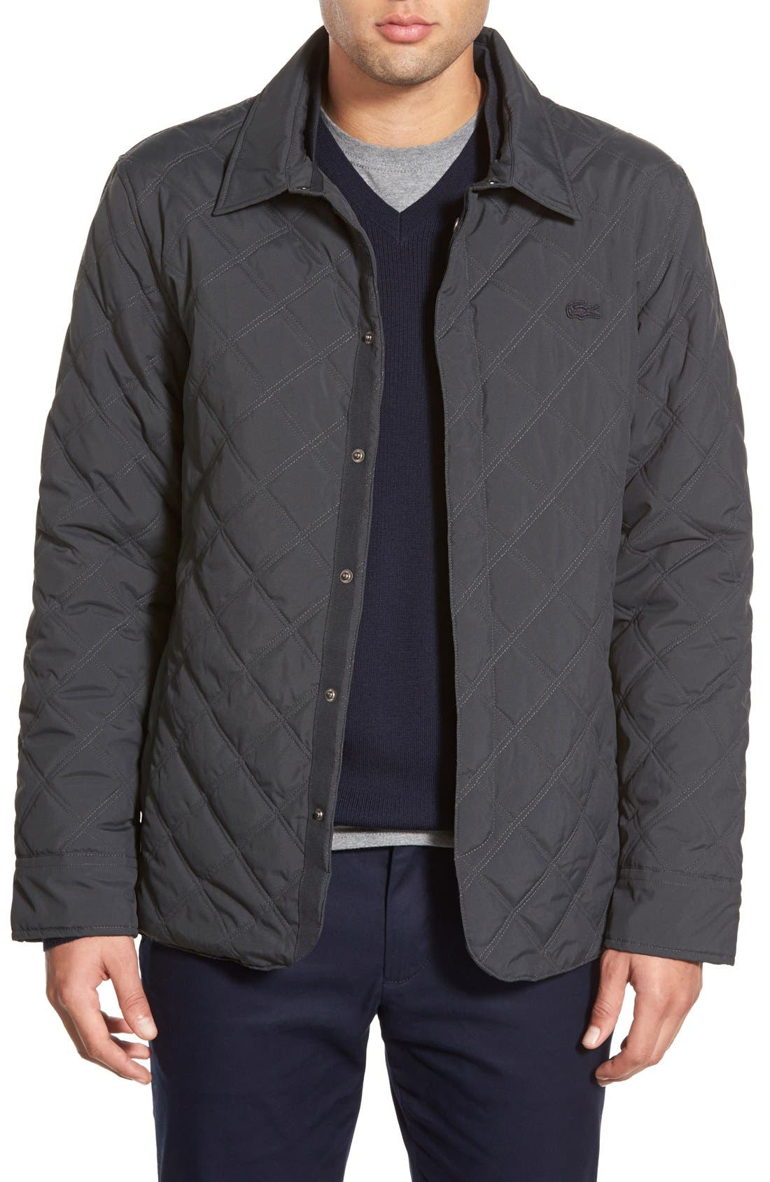 Quilted Jacket,                             Main thumbnail 1, color,                             032