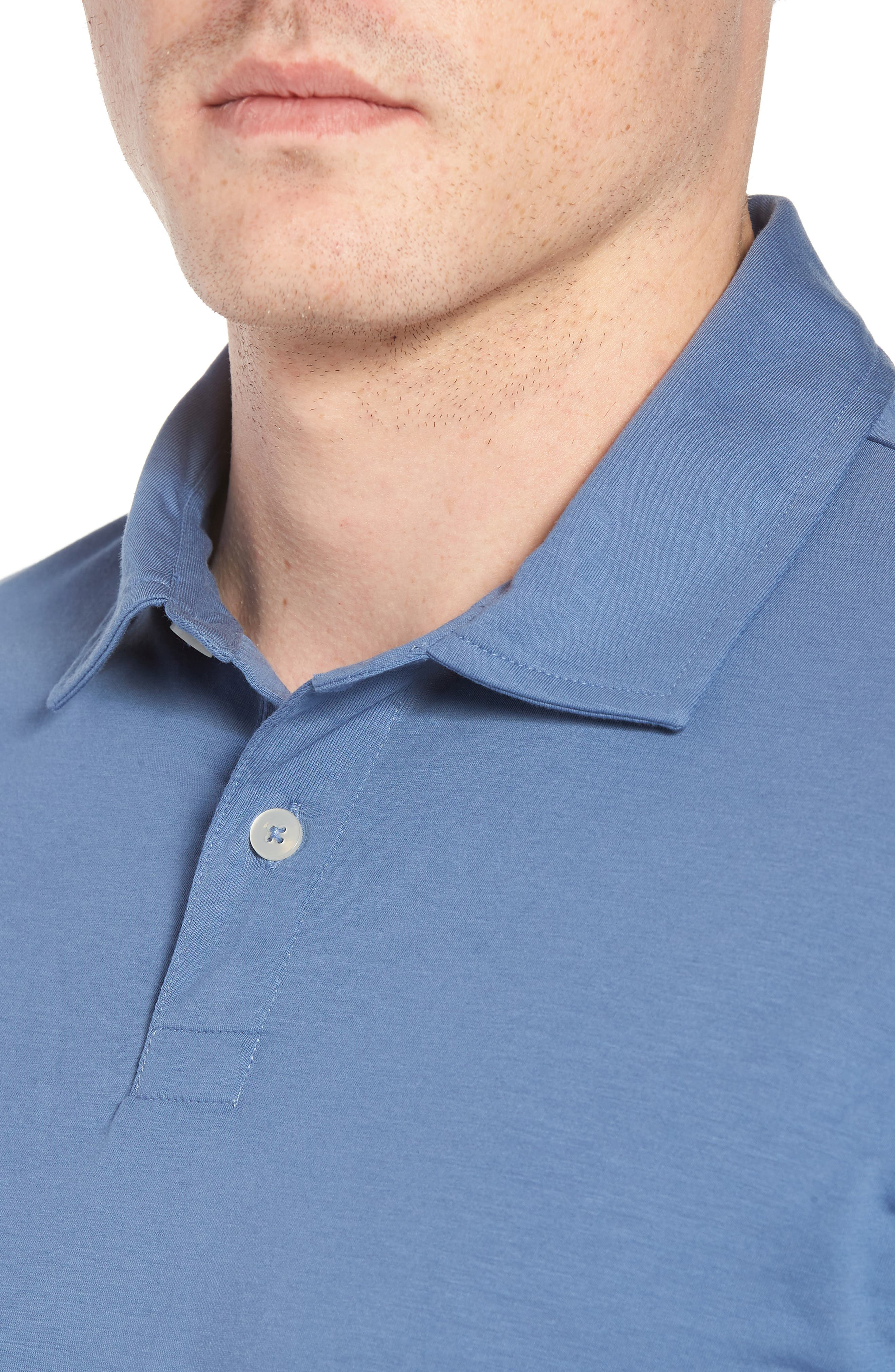 Refined Jersey Polo,                             Alternate thumbnail 30, color,