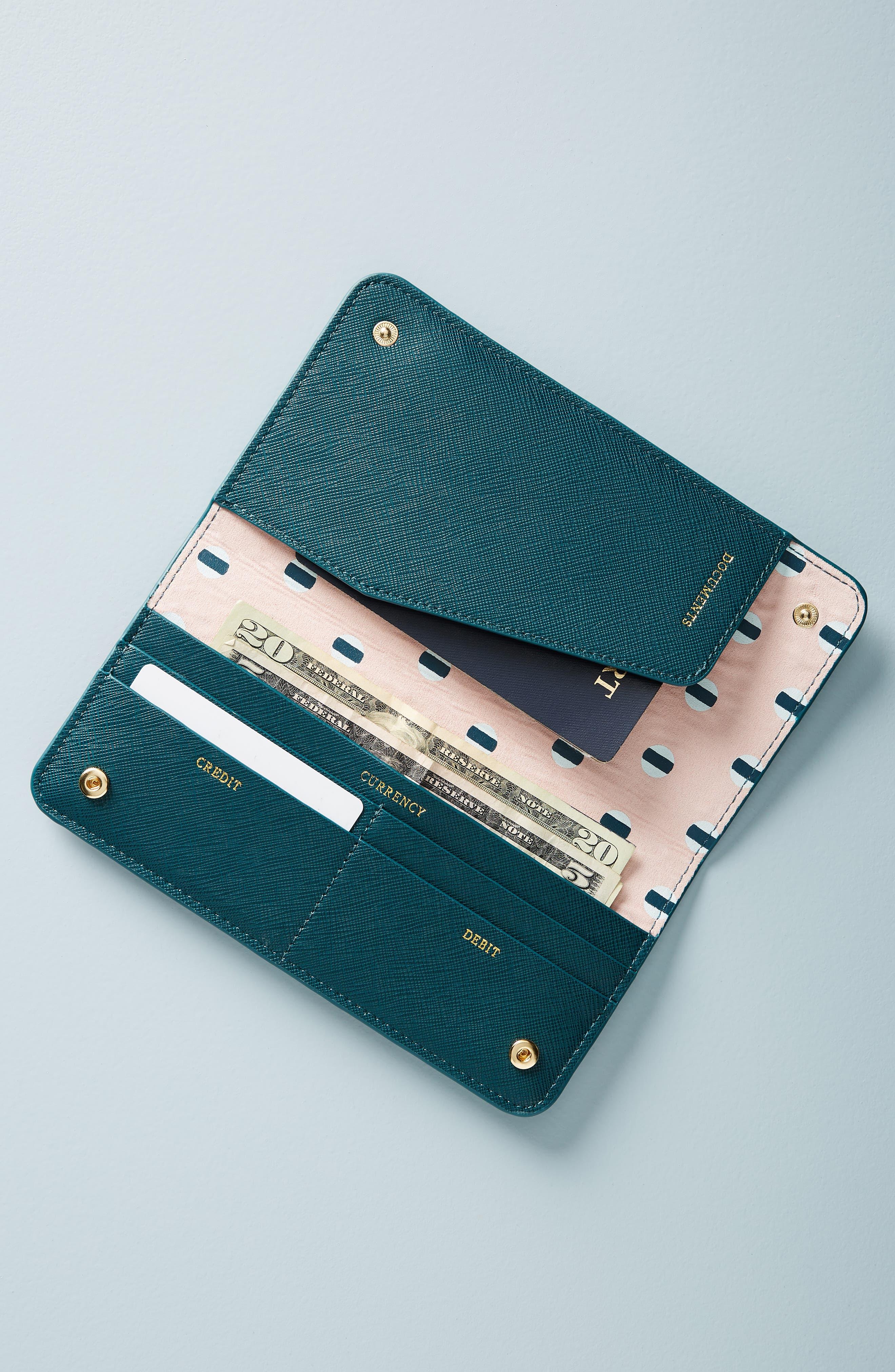 x SUNO Travel Wallet,                             Alternate thumbnail 3, color,                             140