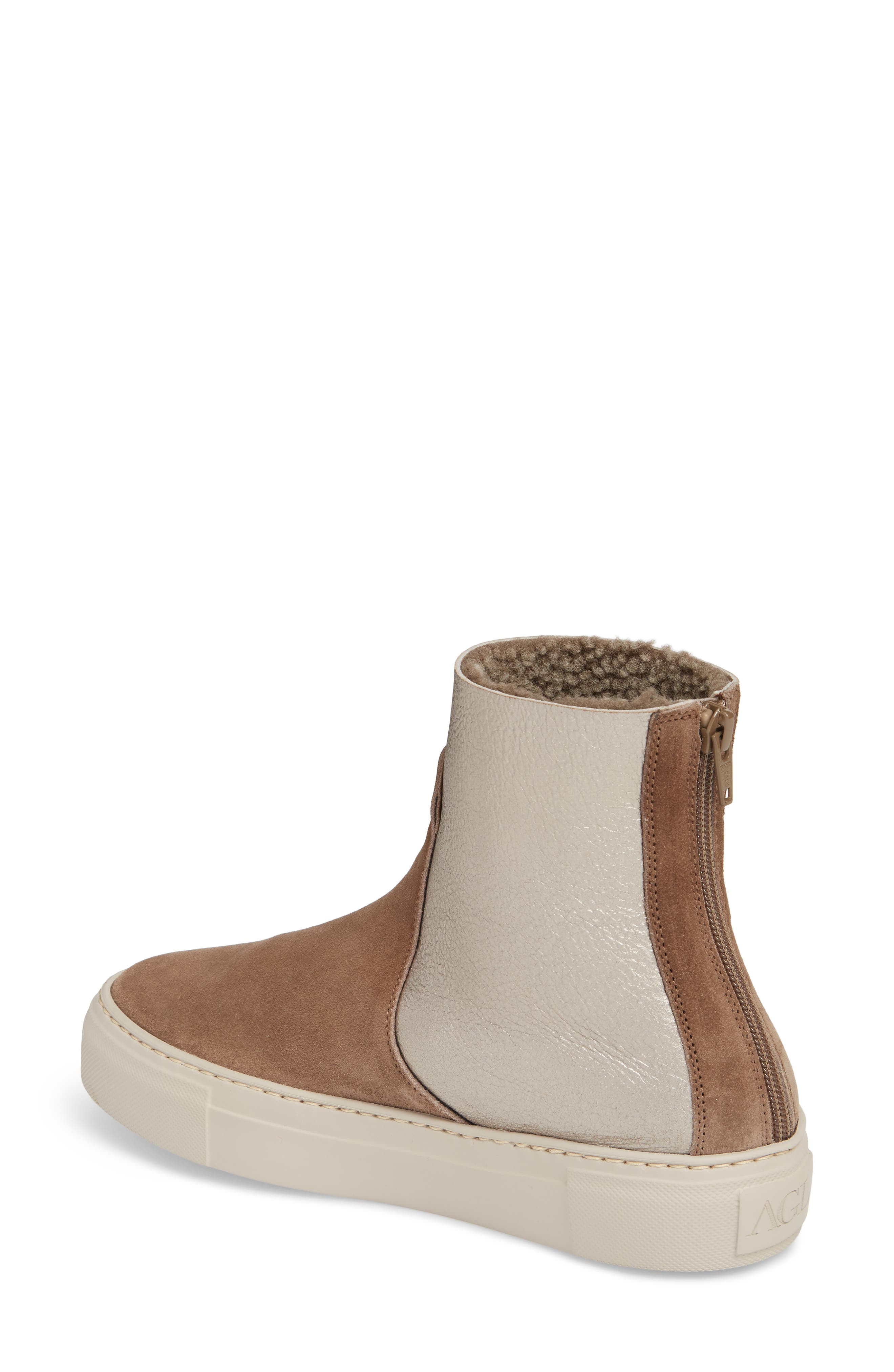 Sport Genuine Shearling Lined Bootie,                             Alternate thumbnail 2, color,                             255