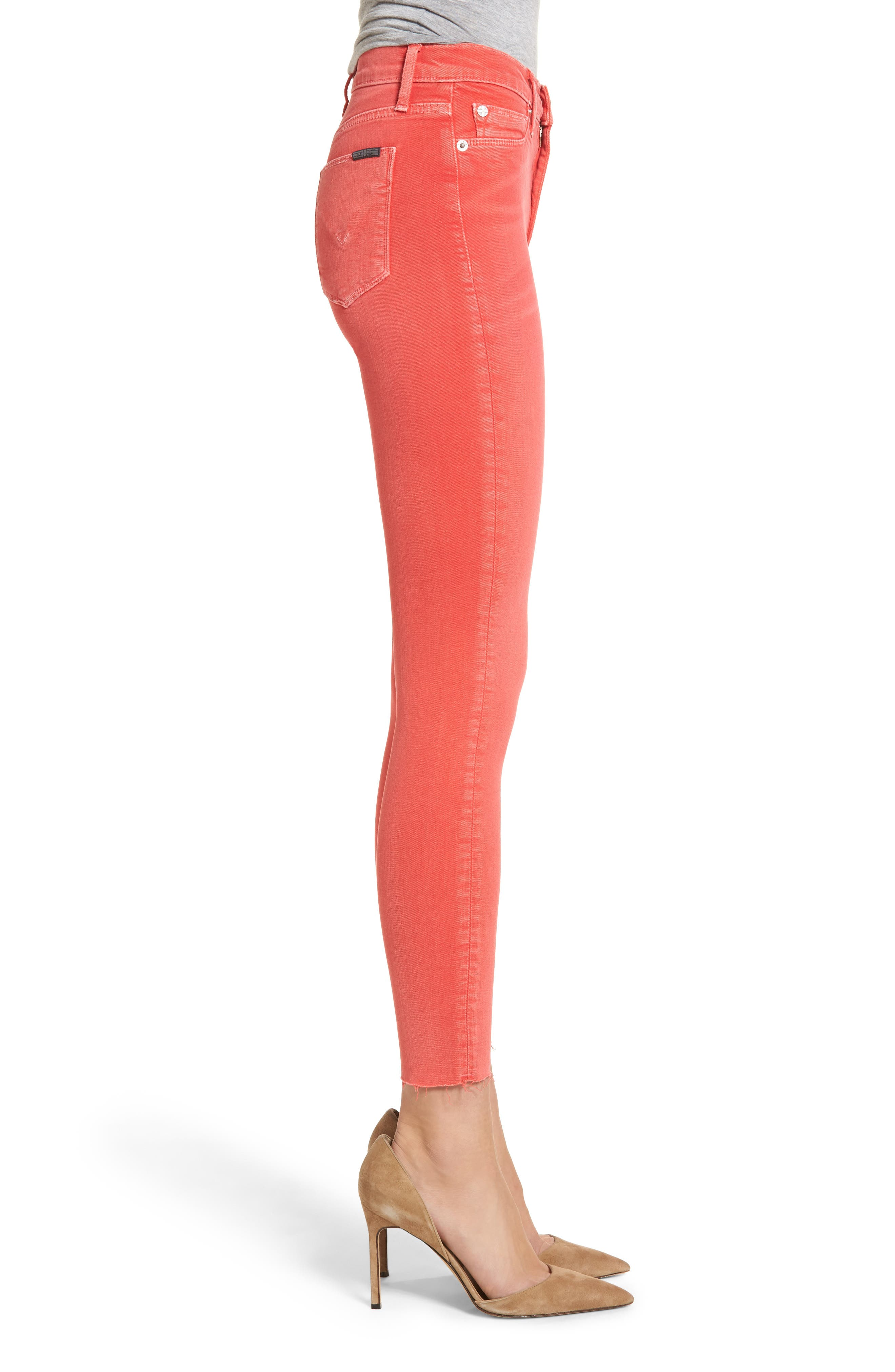HUDSON JEANS,                             Tally Crop Skinny Jeans,                             Alternate thumbnail 3, color,                             640