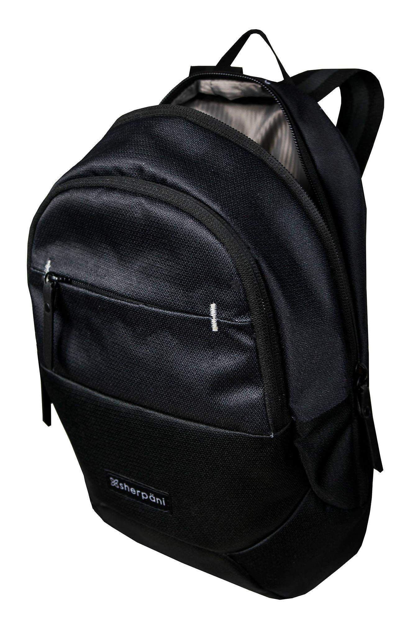 Mini Dash RFID Pocket Backpack,                             Alternate thumbnail 3, color,                             001