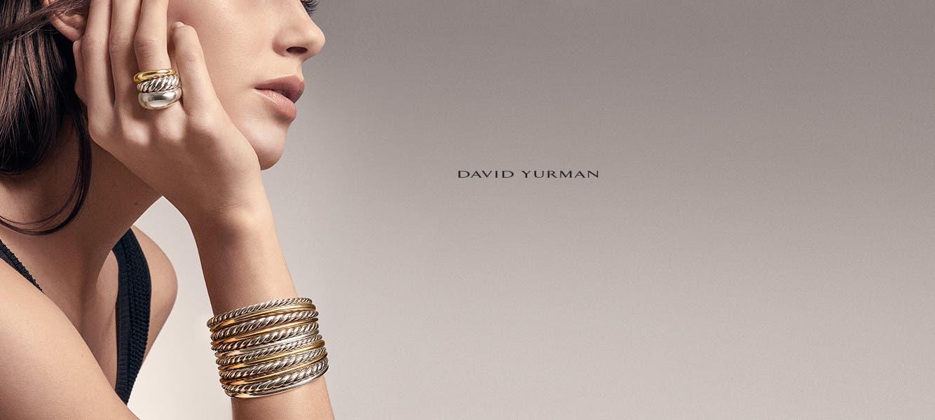 David Yurman: the Pure Form collection.