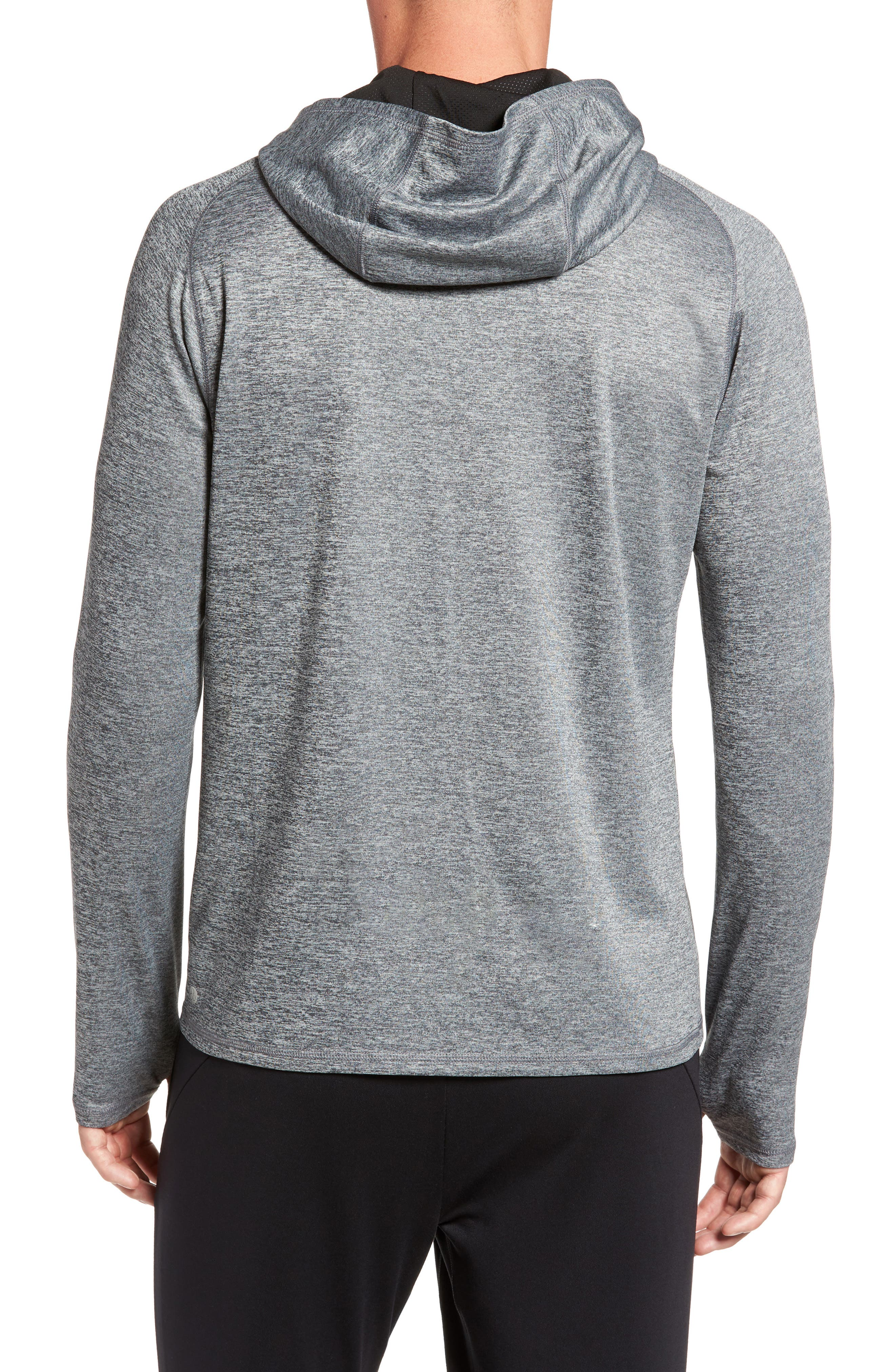 Lightweight Pullover Hoodie,                             Alternate thumbnail 5, color,