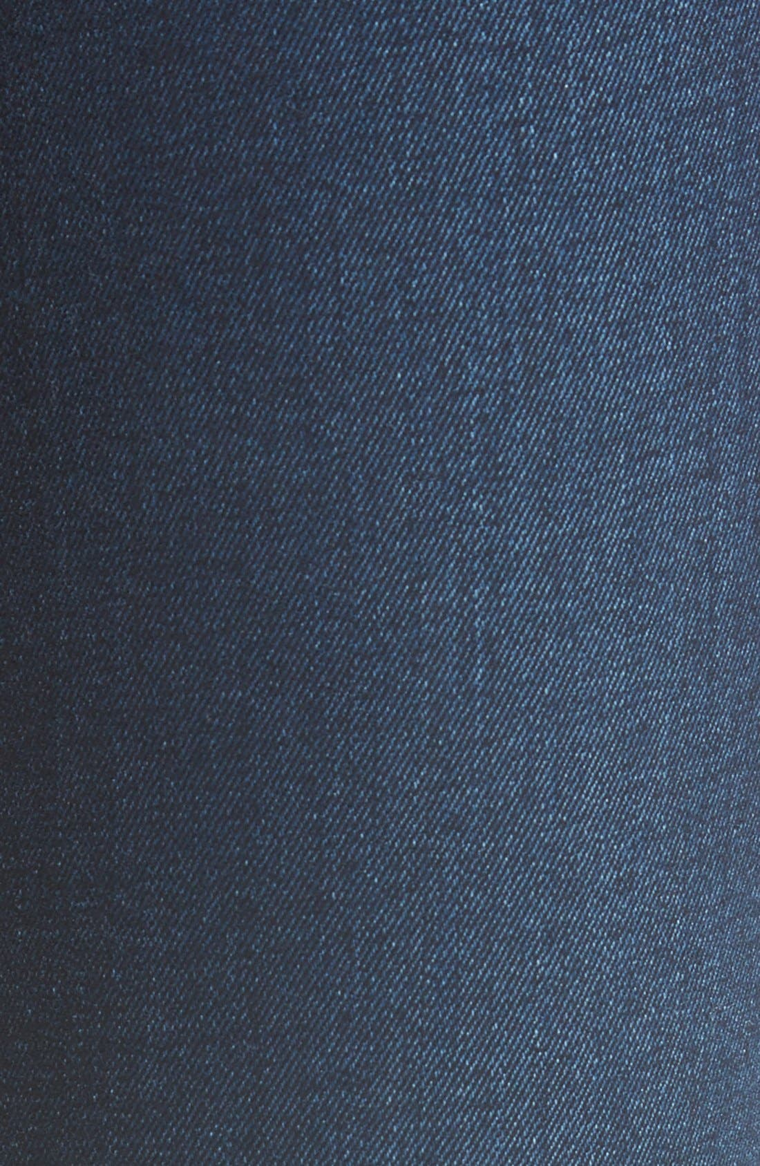 'Beth' Baby Bootcut Jeans,                             Alternate thumbnail 5, color,                             402