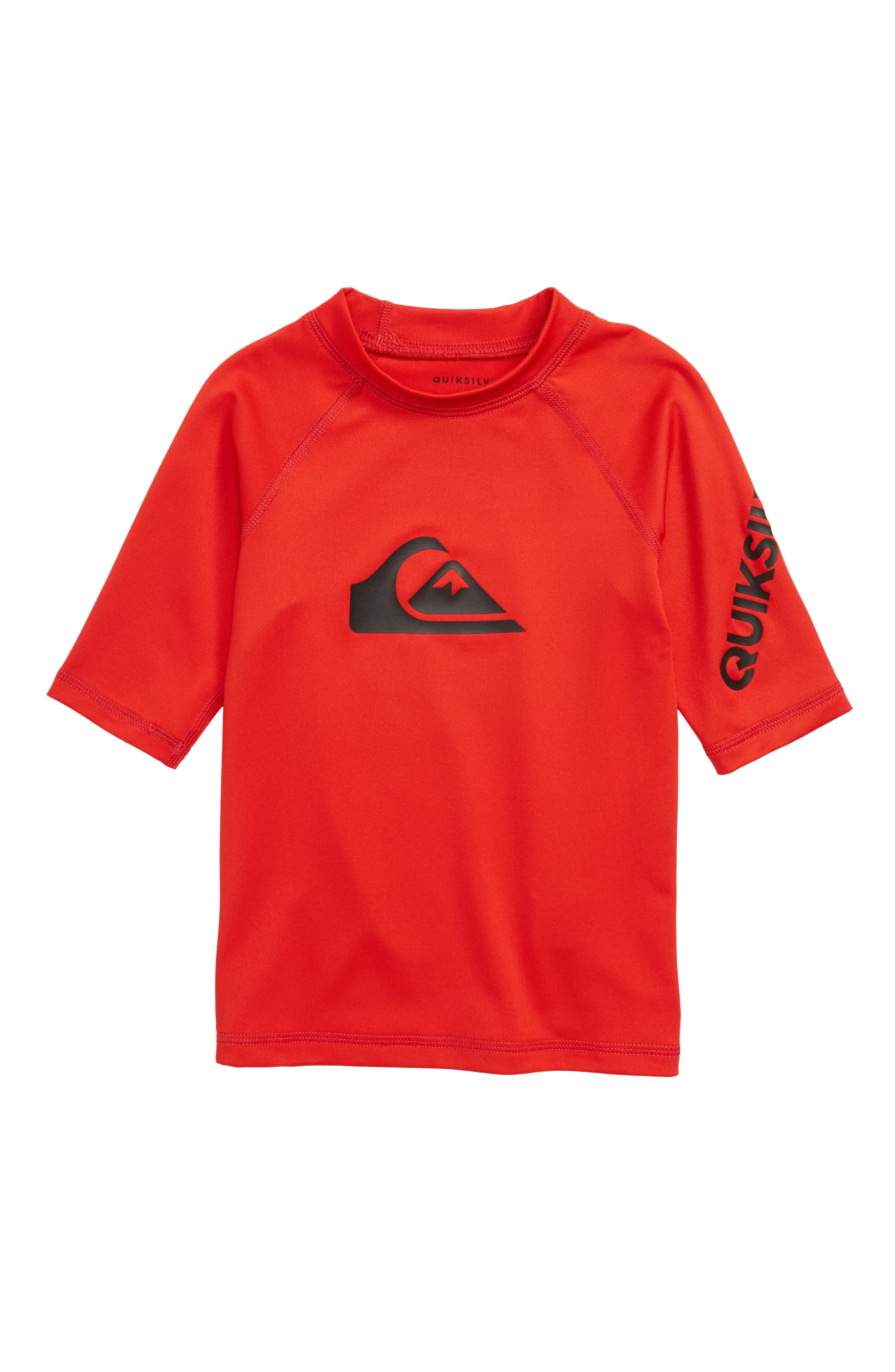 Logo Rashguard Shirt,                             Main thumbnail 2, color,