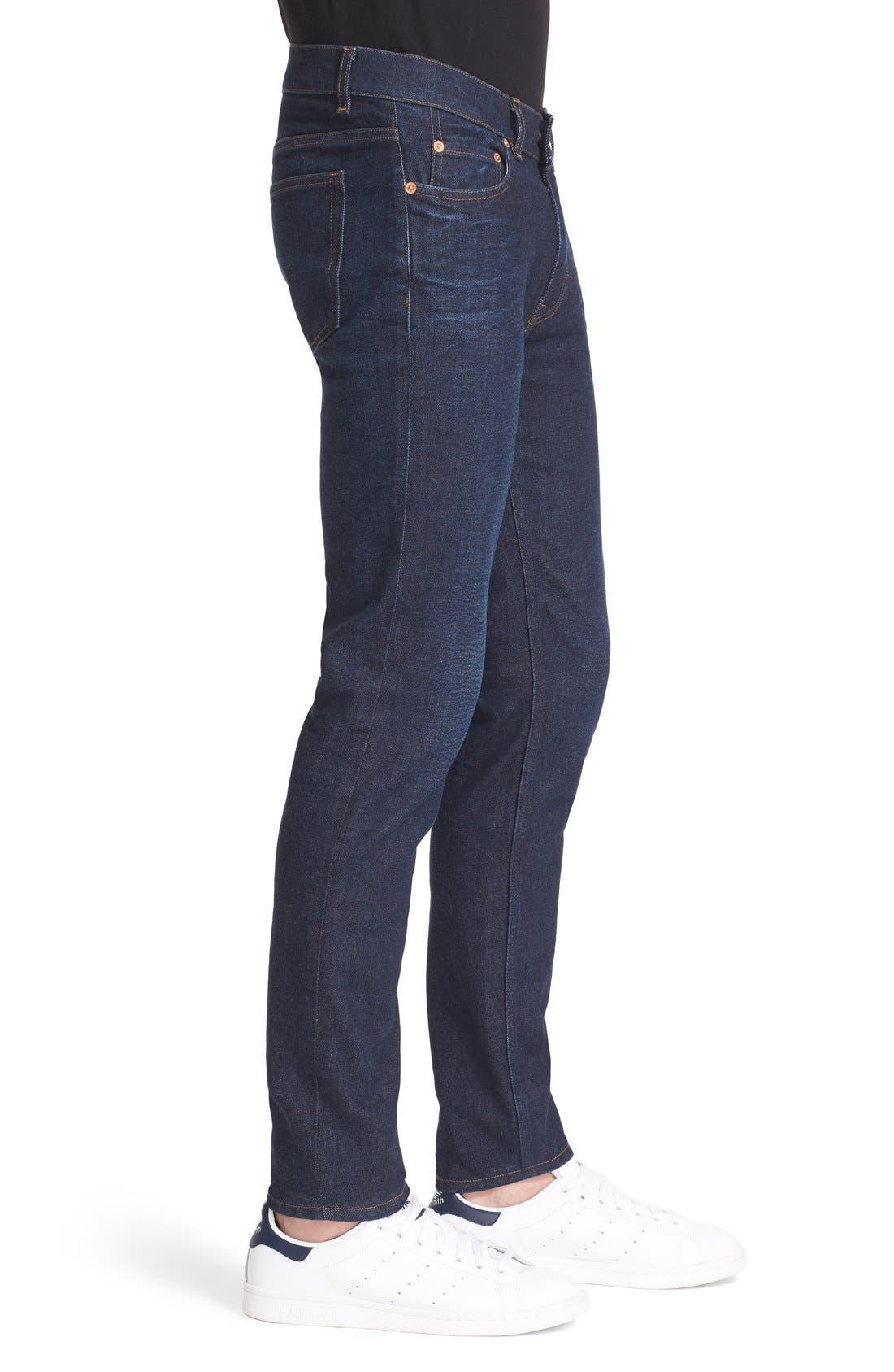 Ace Slim Fit Jeans,                             Alternate thumbnail 4, color,                             400