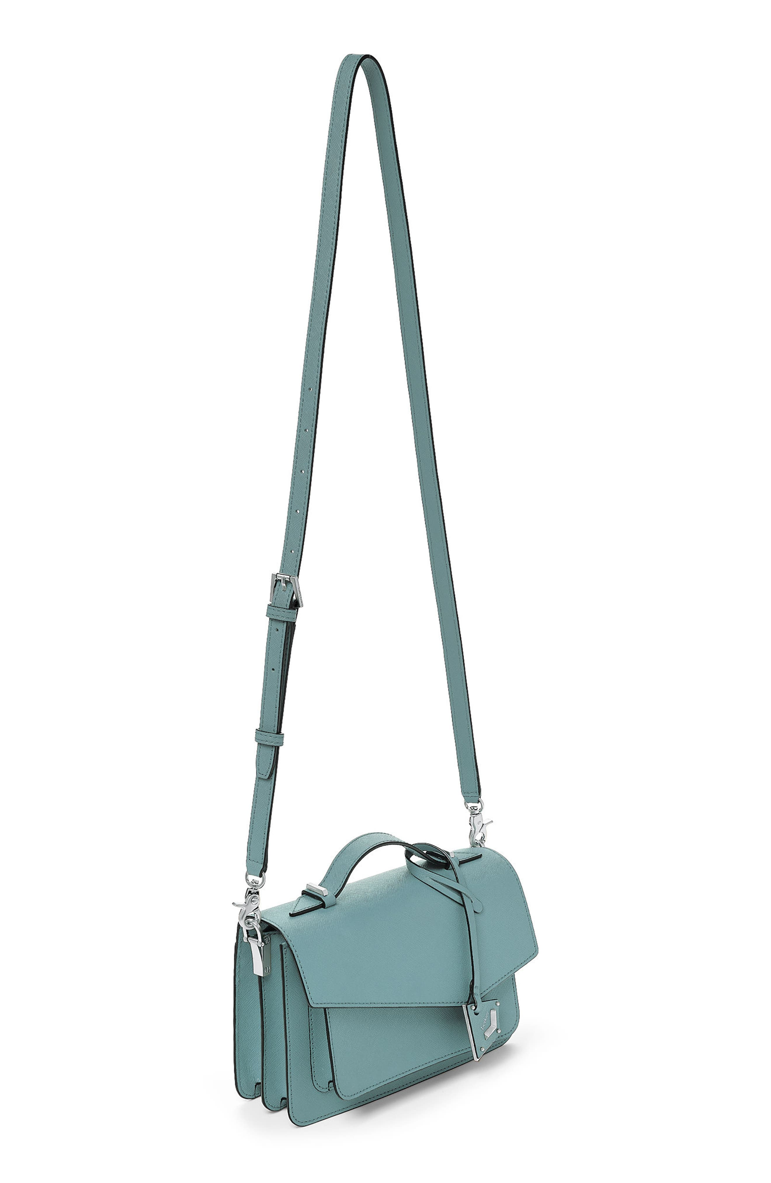 Cobble Hill Leather Crossbody Bag,                             Alternate thumbnail 35, color,