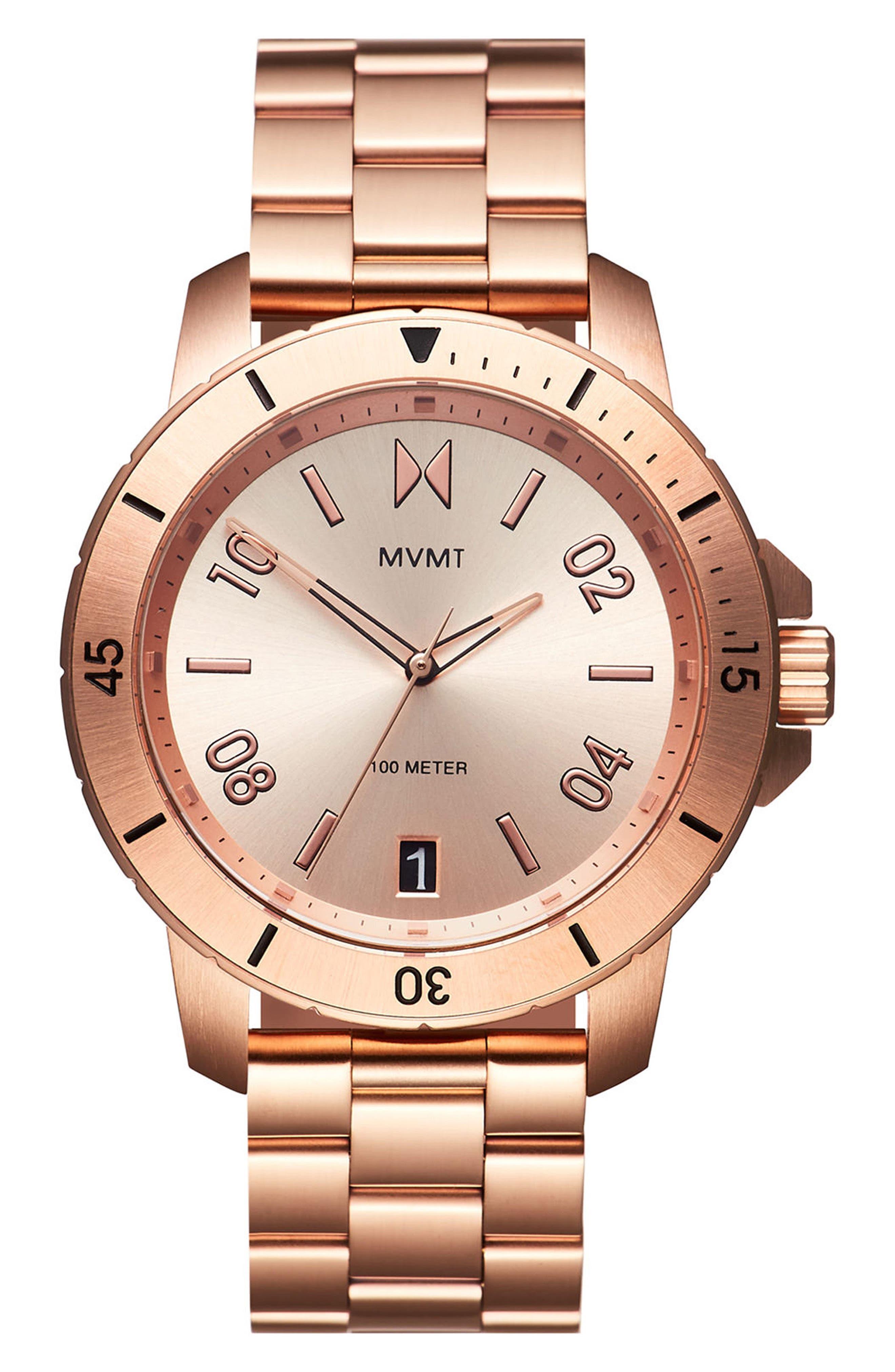 Modern Sport Bracelet Watch, 42mm,                         Main,                         color, 710
