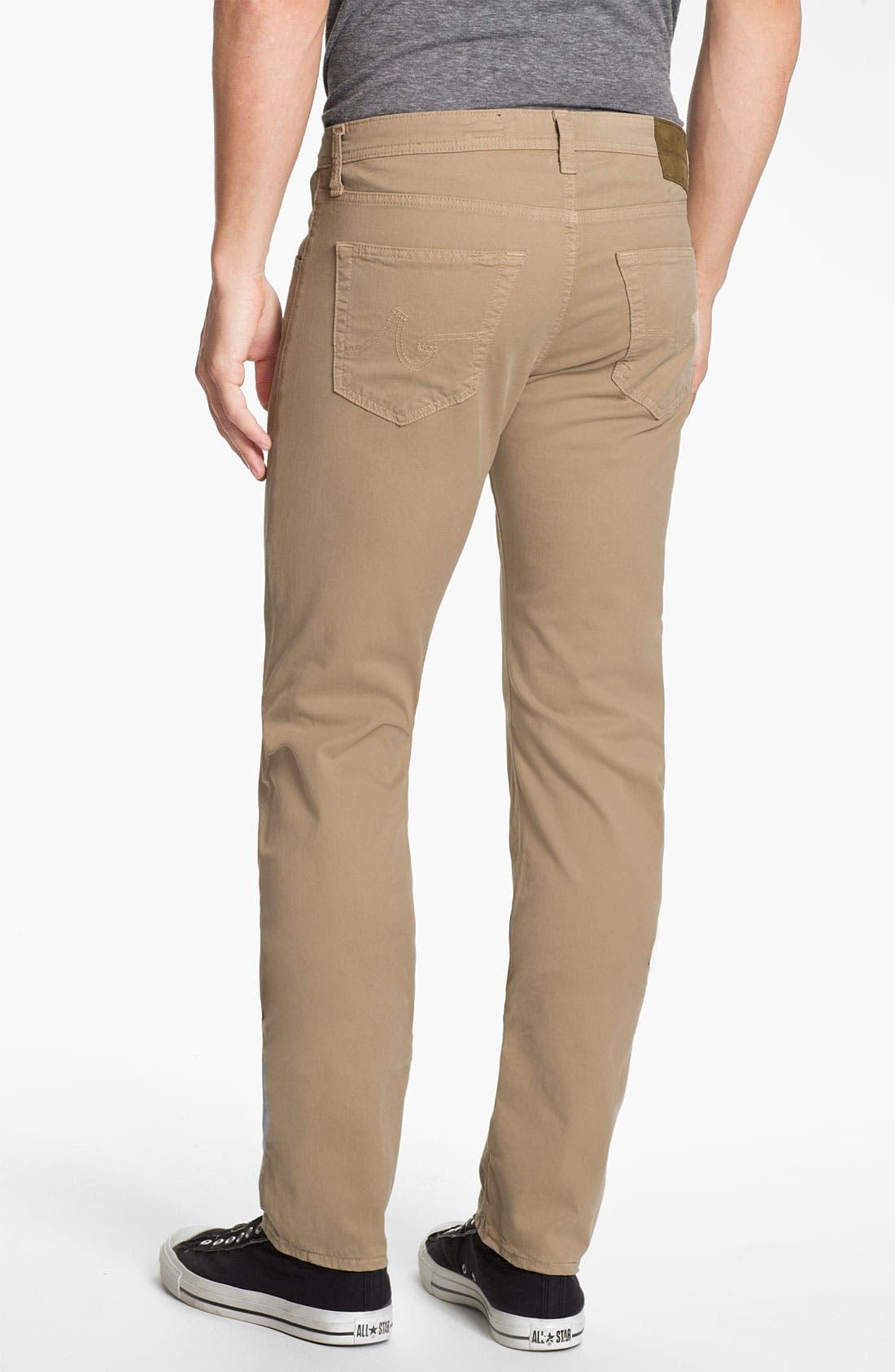 'Matchbox BES' Slim Fit Pants,                             Alternate thumbnail 113, color,