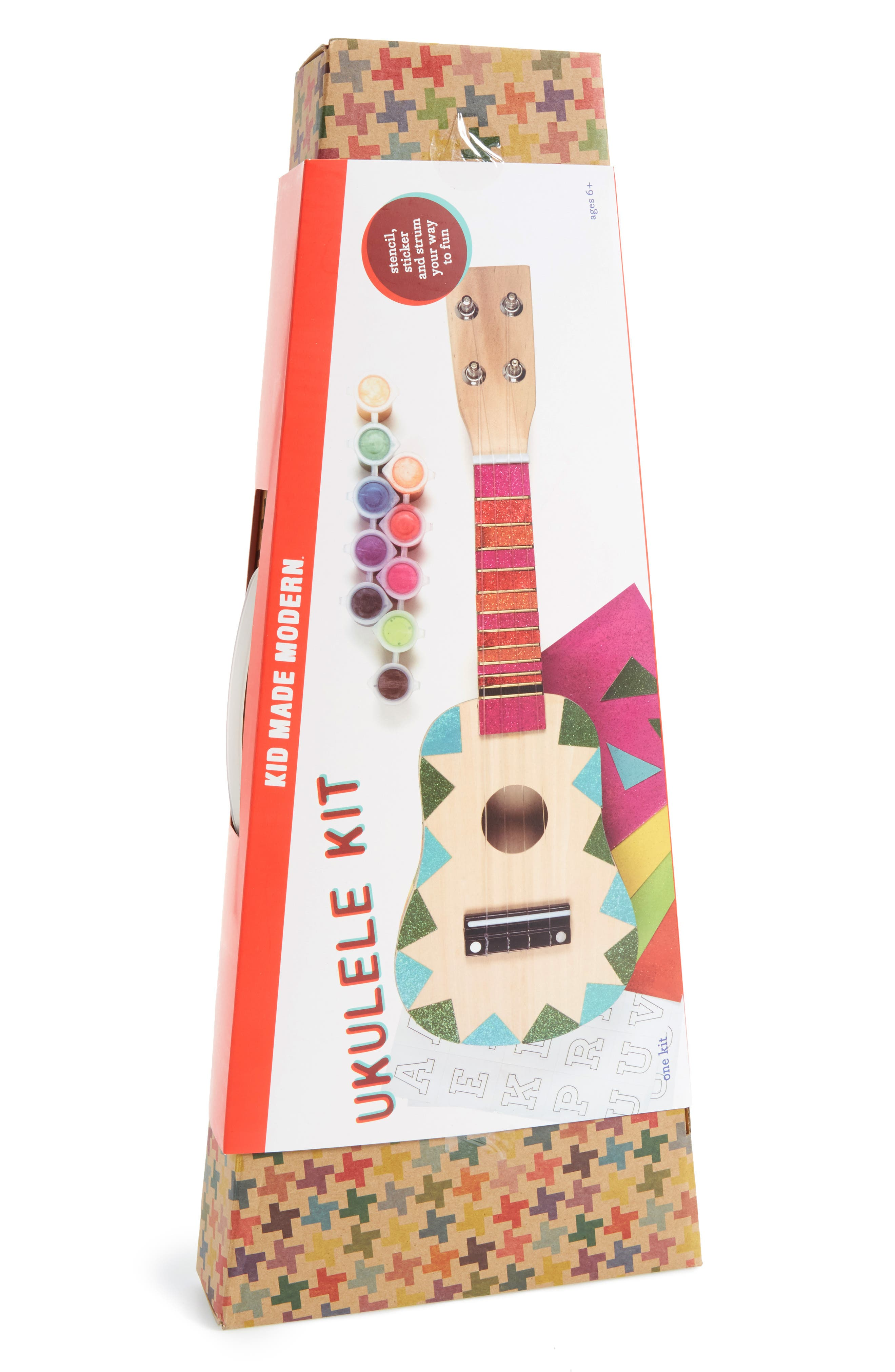 Ukelele Kit,                         Main,                         color,