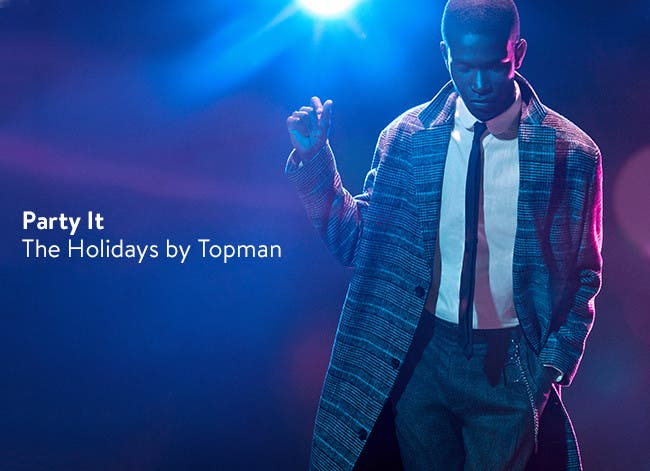 Topman holiday.