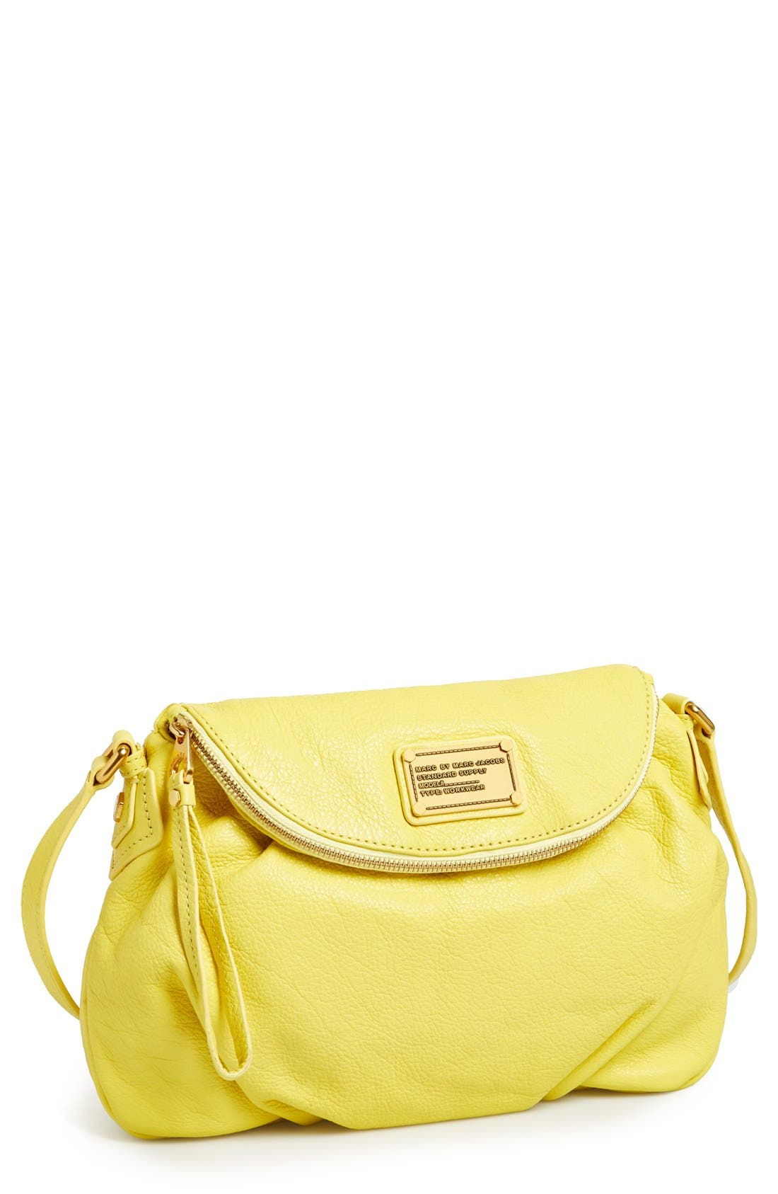 MARC BY MARC JACOBS 'Classic Q - Natasha' Crossbody Bag,                             Main thumbnail 13, color,