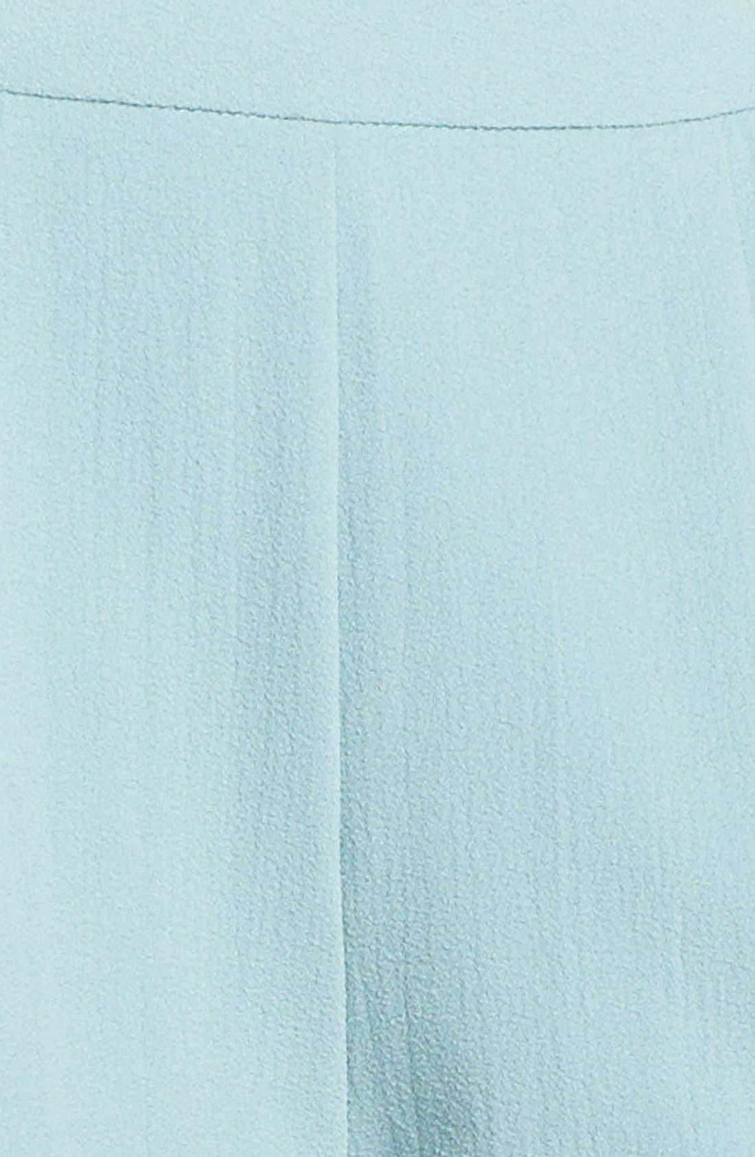 Scalloped Lace Shorts,                             Alternate thumbnail 2, color,                             400