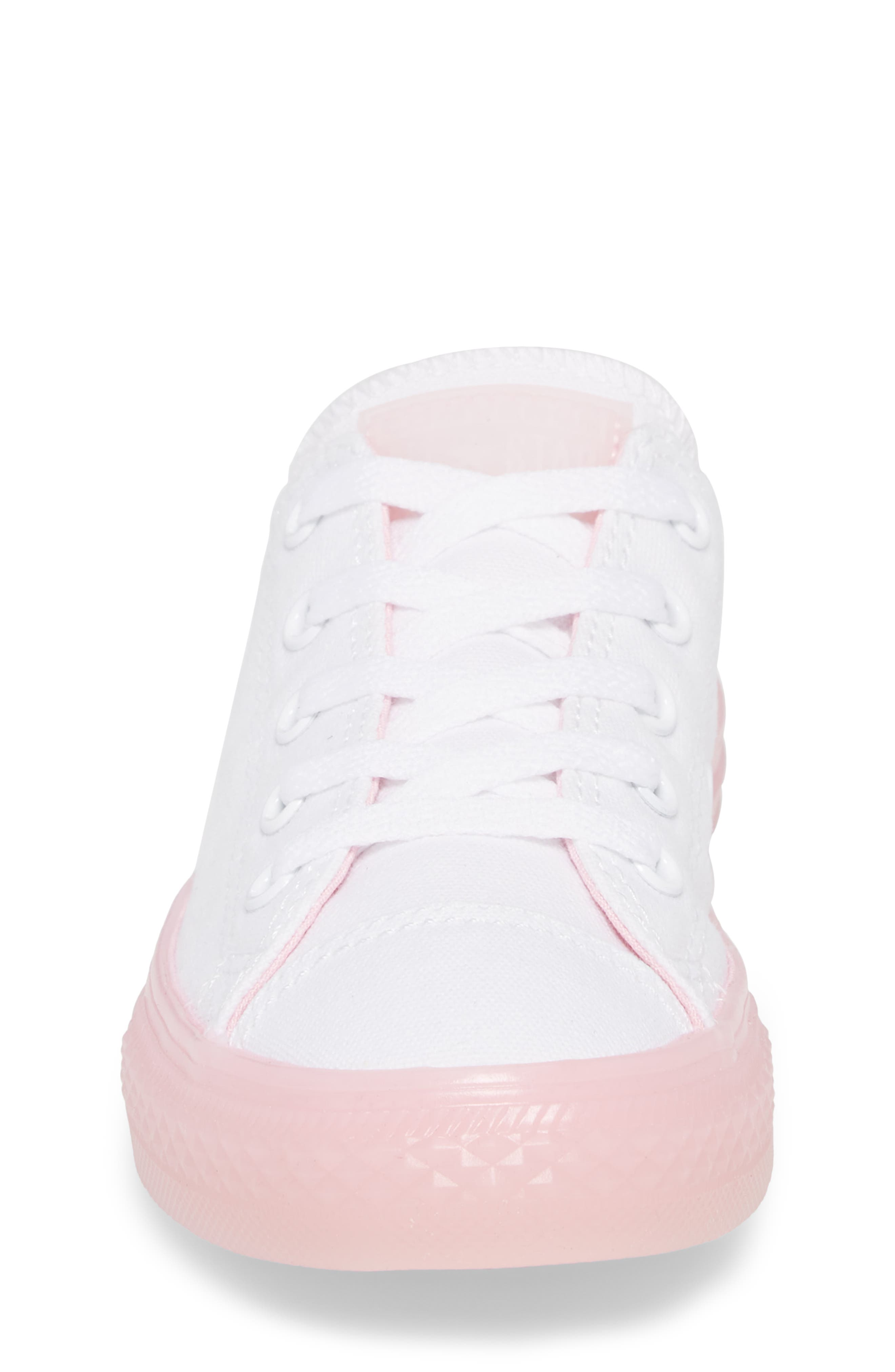 Chuck Taylor<sup>®</sup> All Star<sup>®</sup> Jelly Low Top Sneaker,                             Alternate thumbnail 8, color,