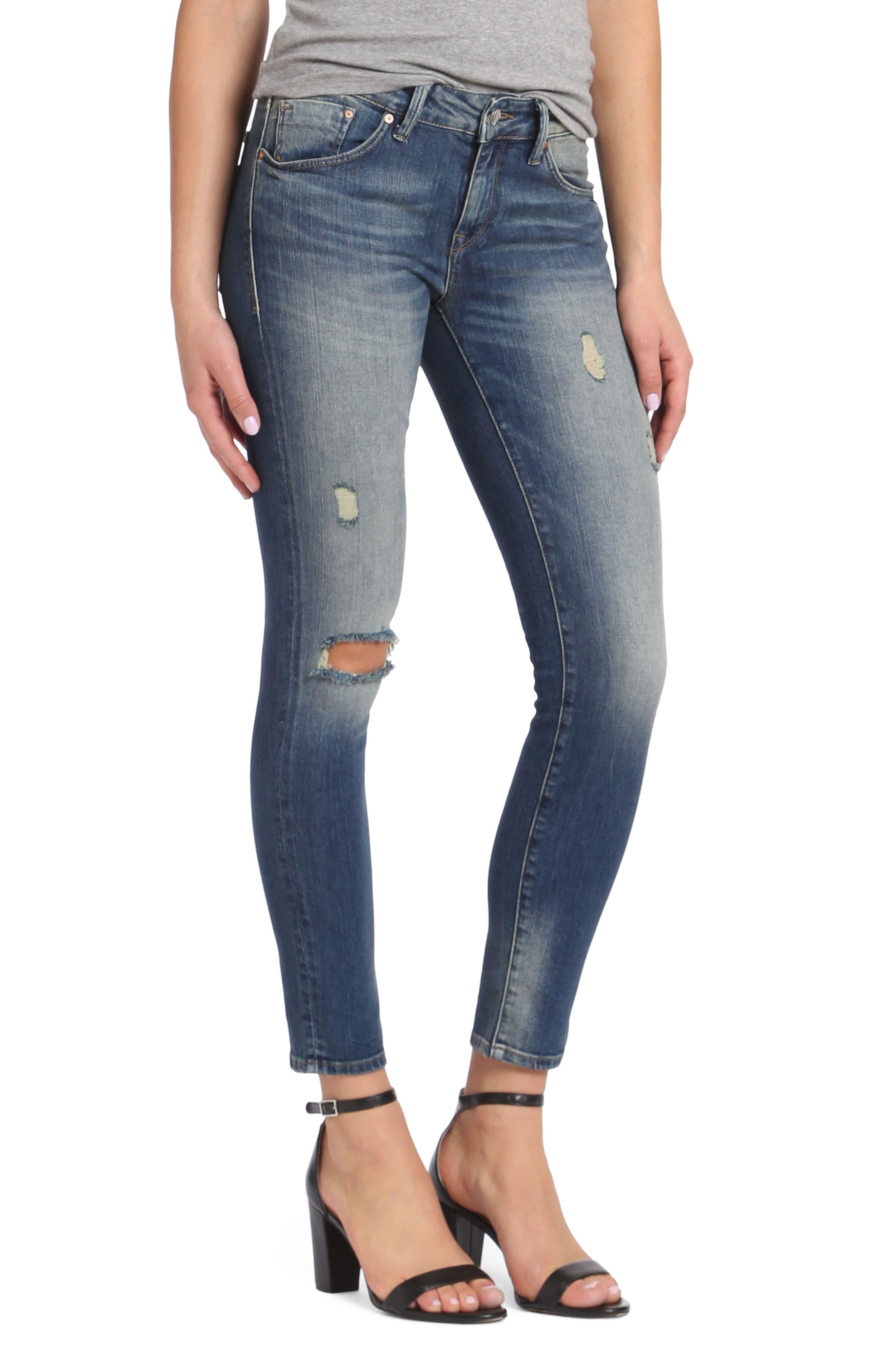 Adriana Stretch Skinny Jeans,                         Main,                         color,