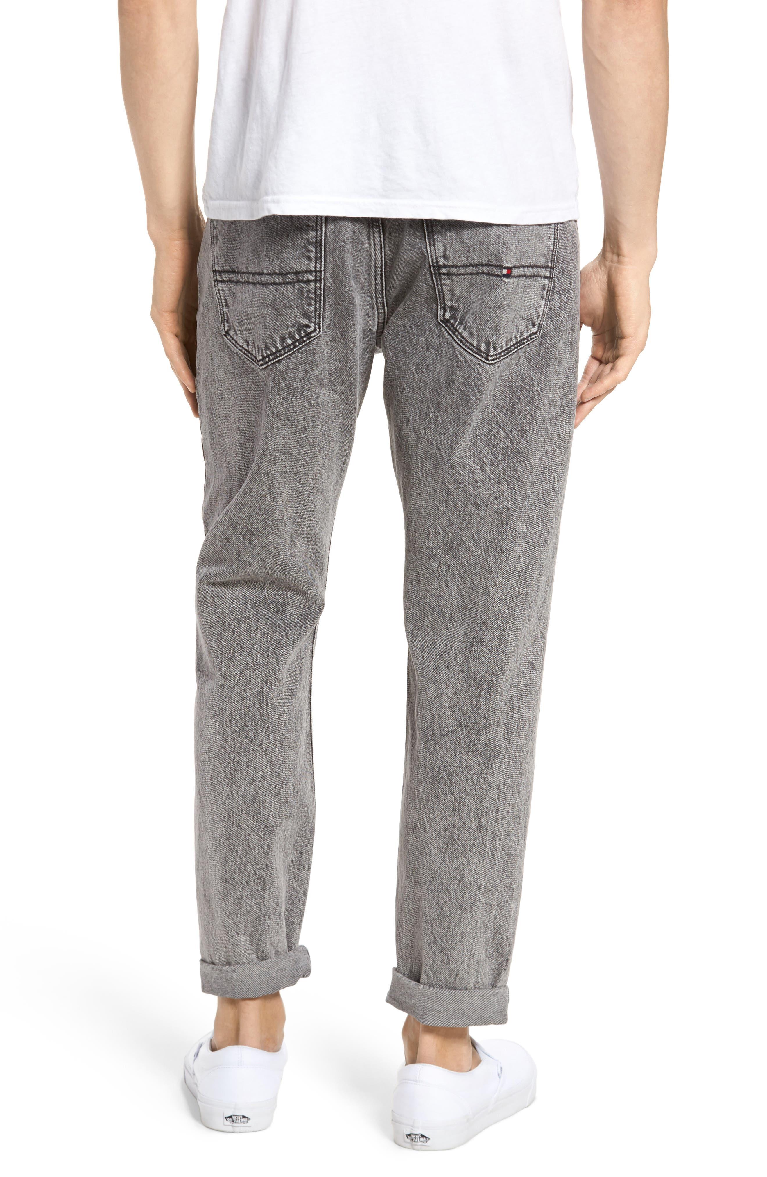 90s Classic Straight Leg Jeans,                             Alternate thumbnail 5, color,