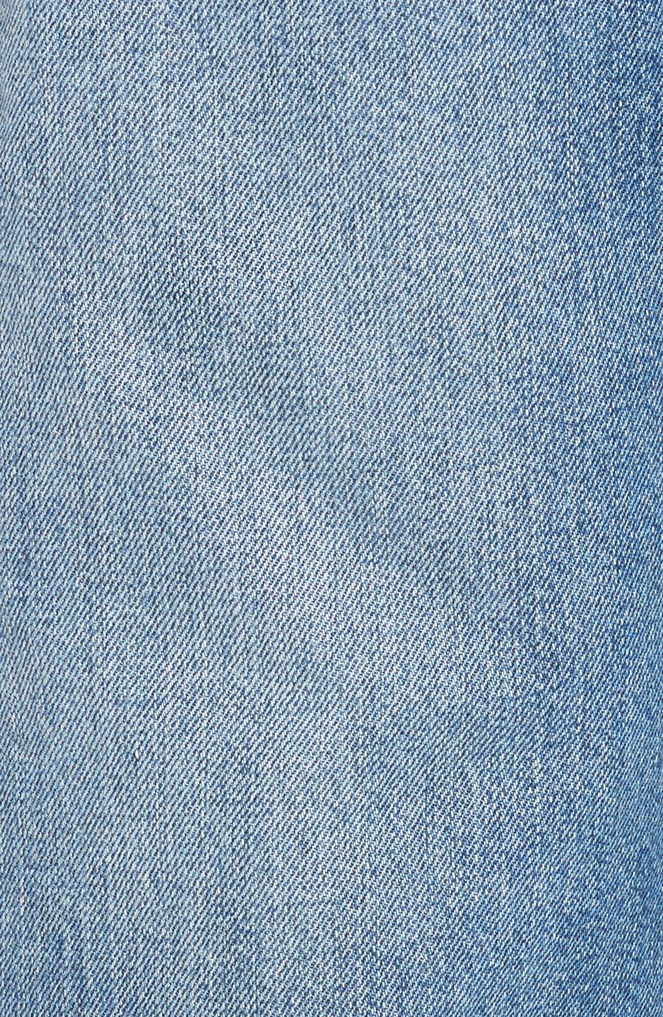 Barrel Jeans,                             Alternate thumbnail 6, color,                             420