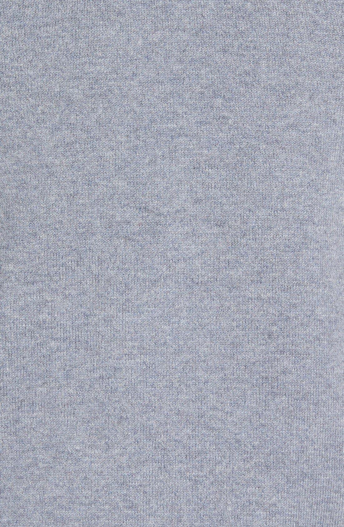 'Jersey Sport' Cotton Blend Crewneck Sweater,                             Alternate thumbnail 34, color,